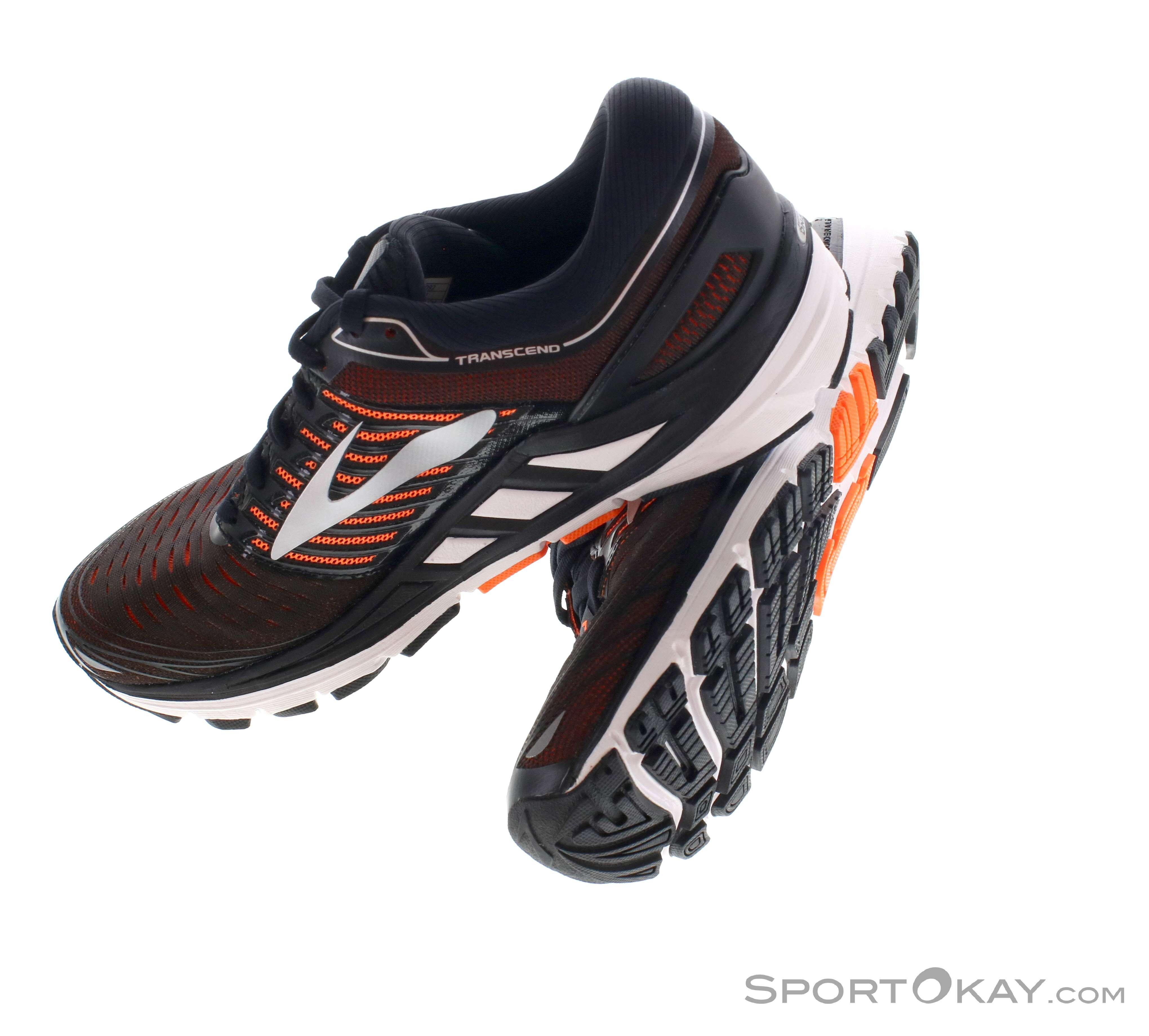 98171401f1b Brooks Transcend 5 Mens Running Shoes - Running Shoes - Running ...