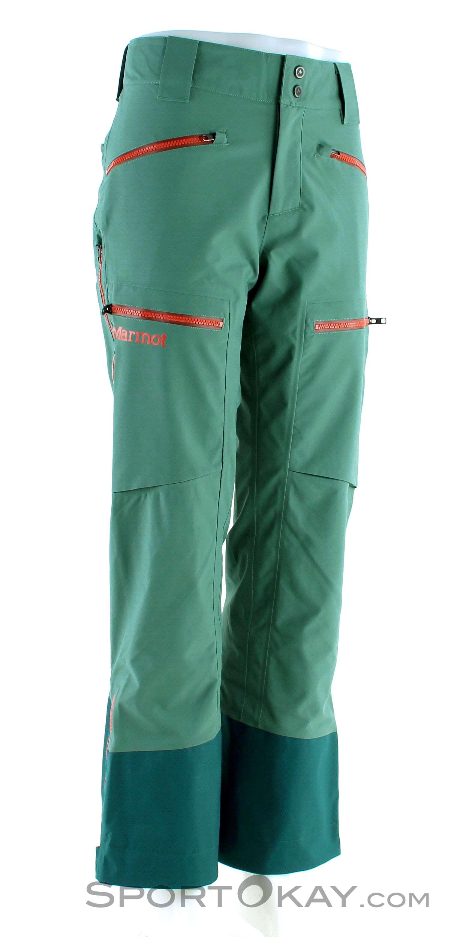 reputable site fd082 5613e Marmot Marmot Freeride Uomo Pantaloni da Sci Alpinismo
