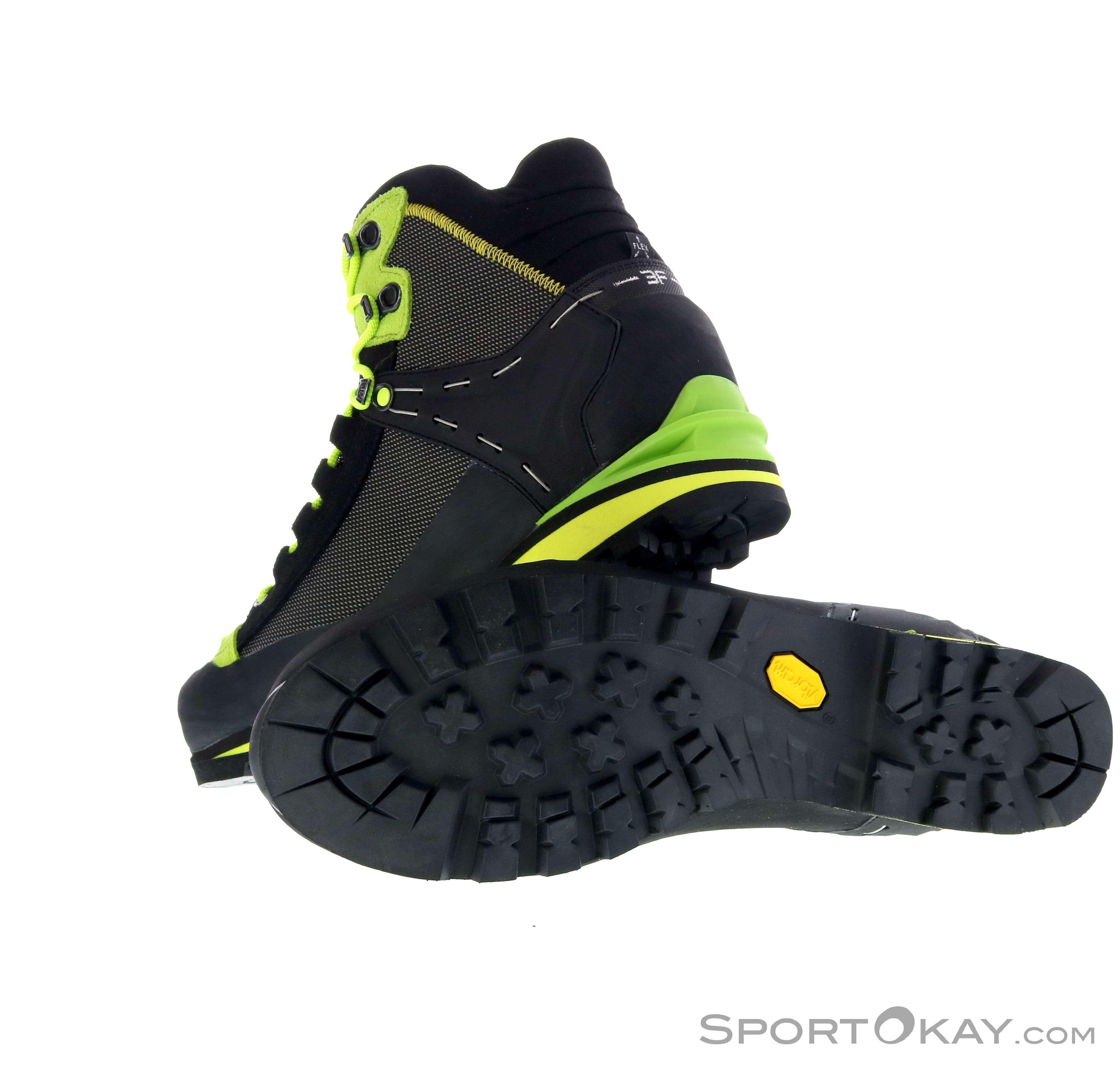 Salewa Crow GTX Uomo Scarpe da Montagna Gore-Tex - Scarpe da ... ce015466e09