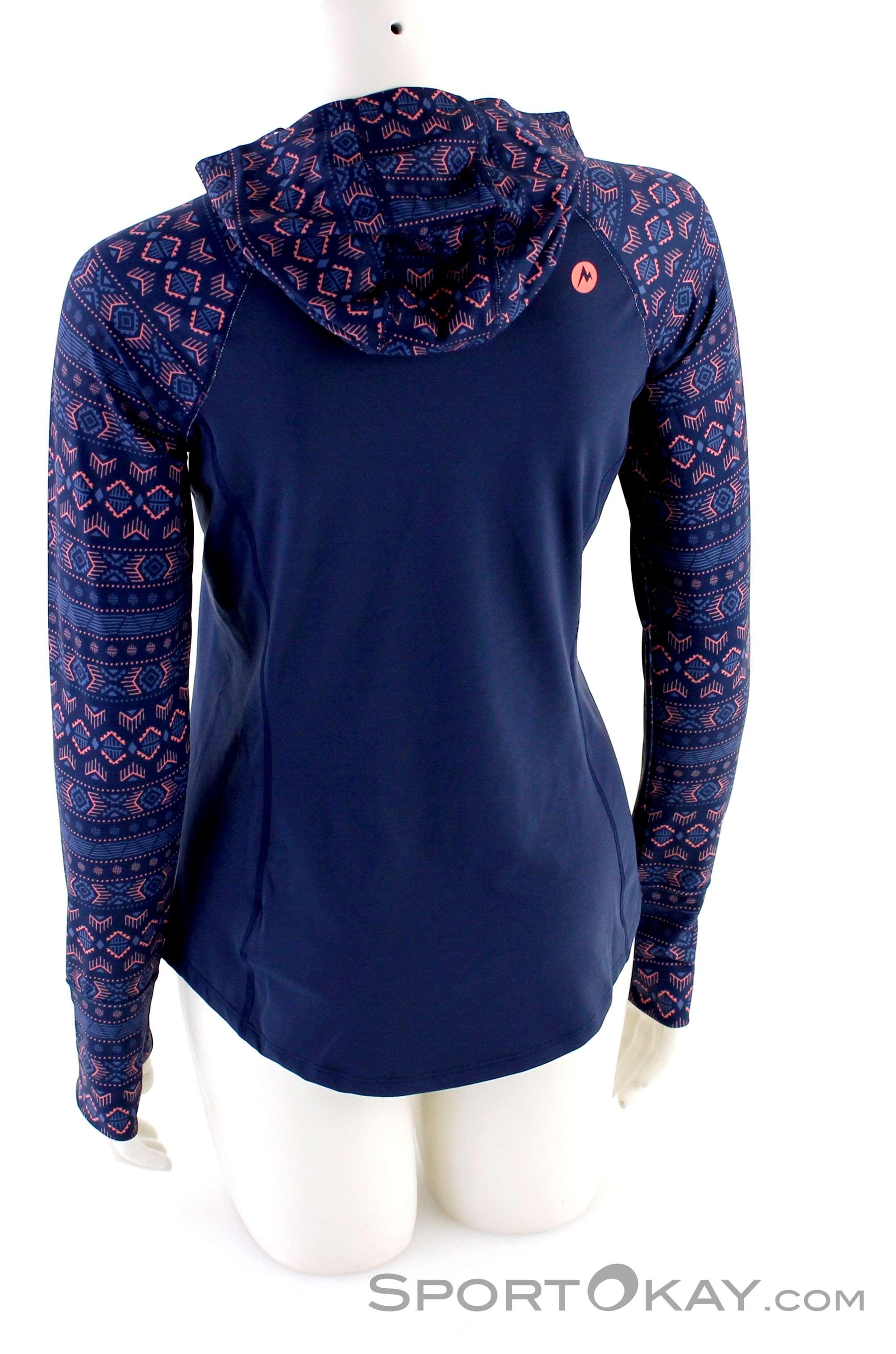 Izas Damen Cimbia Kapuzen-Sweatshirt