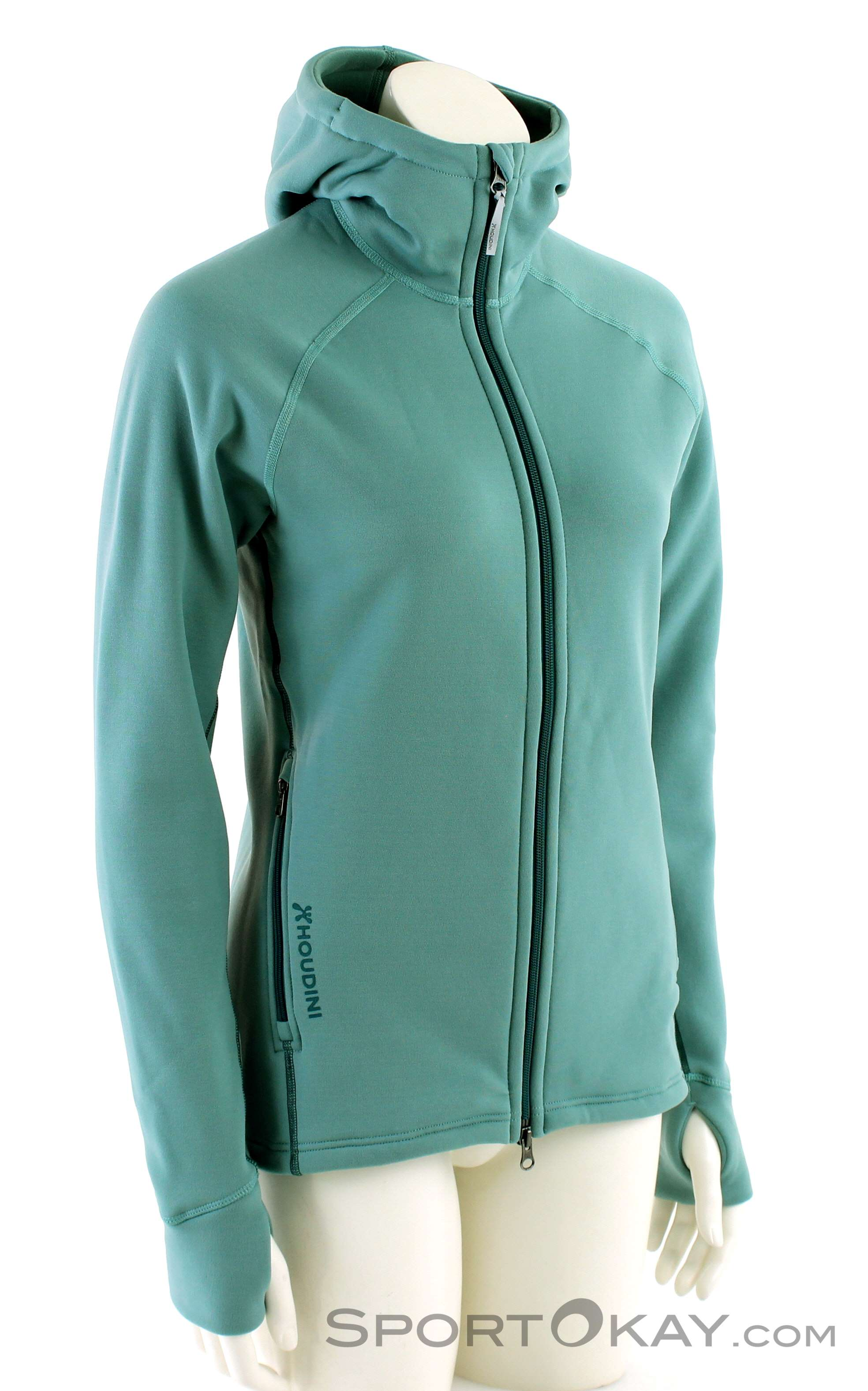 Houdini Houdini Power Houdi Womens Fleece Jacket