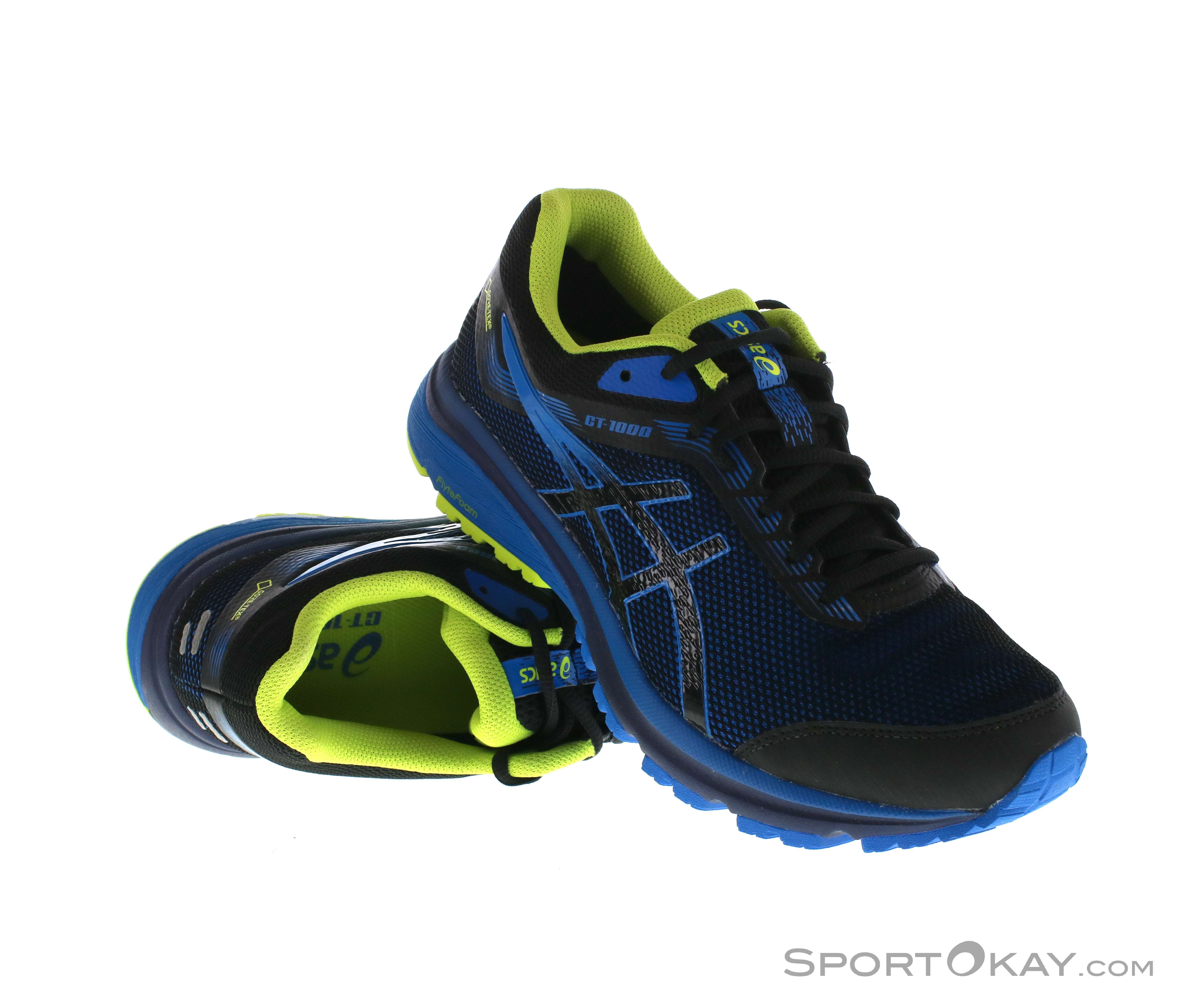 1e9bb27d9e Asics GT-1000 7 GTX Mens Running Shoes Gore-Tex - Gore-Tex Running ...