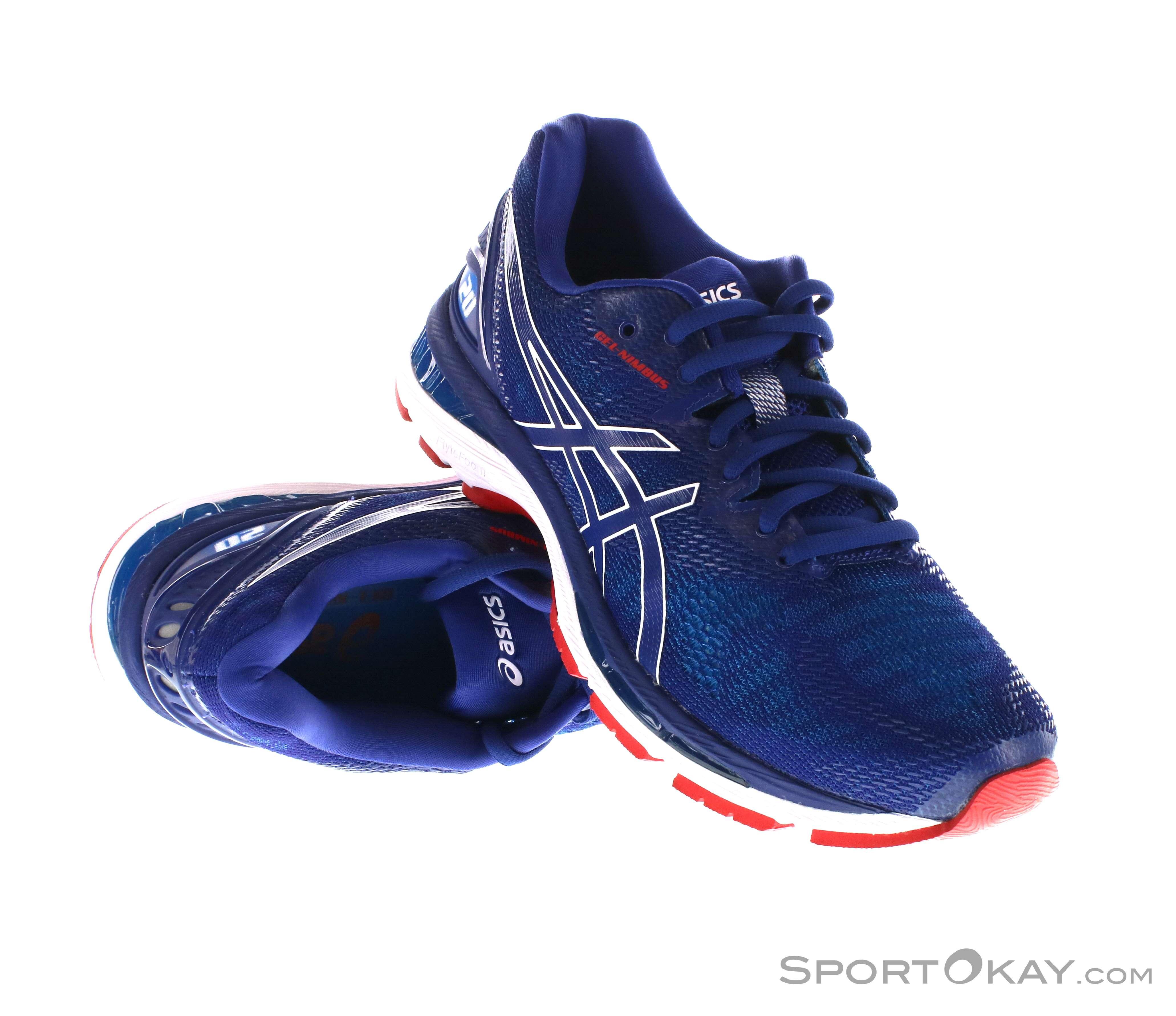 20 Mens Asics Nimbus Gel Shoes Running 5ulF1TK3Jc