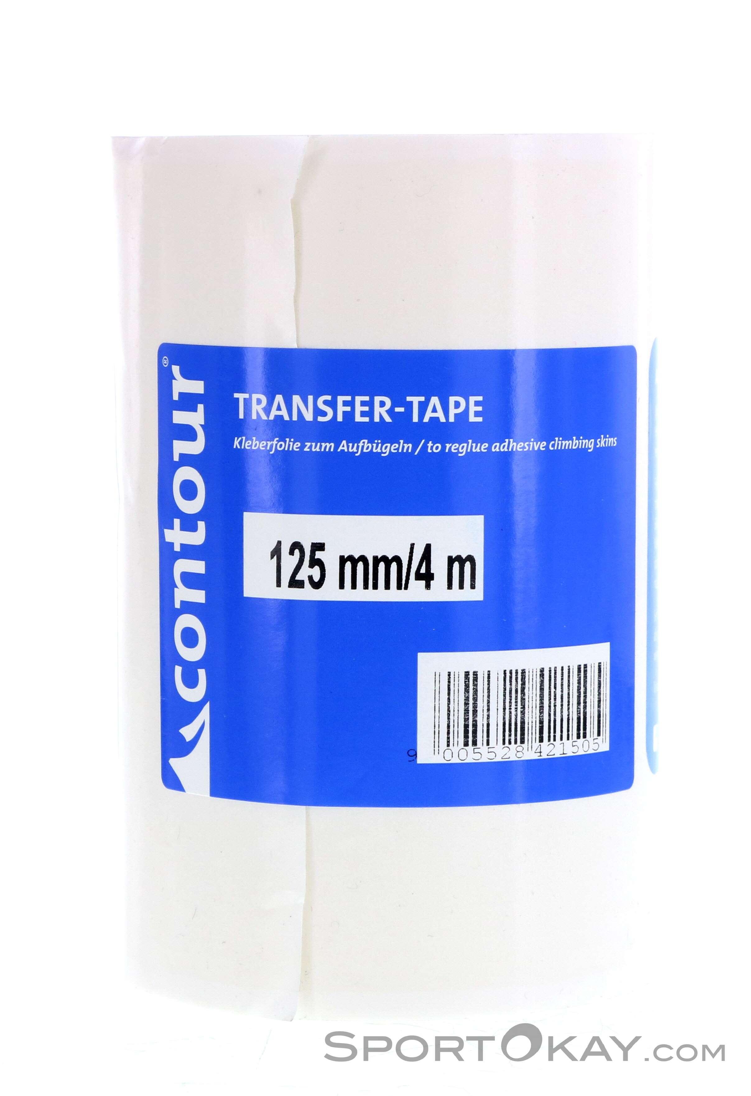 Colltex Transfertape 125mm Hotmelt Tape Erneuerung der Klebeschicht Rolle-4m