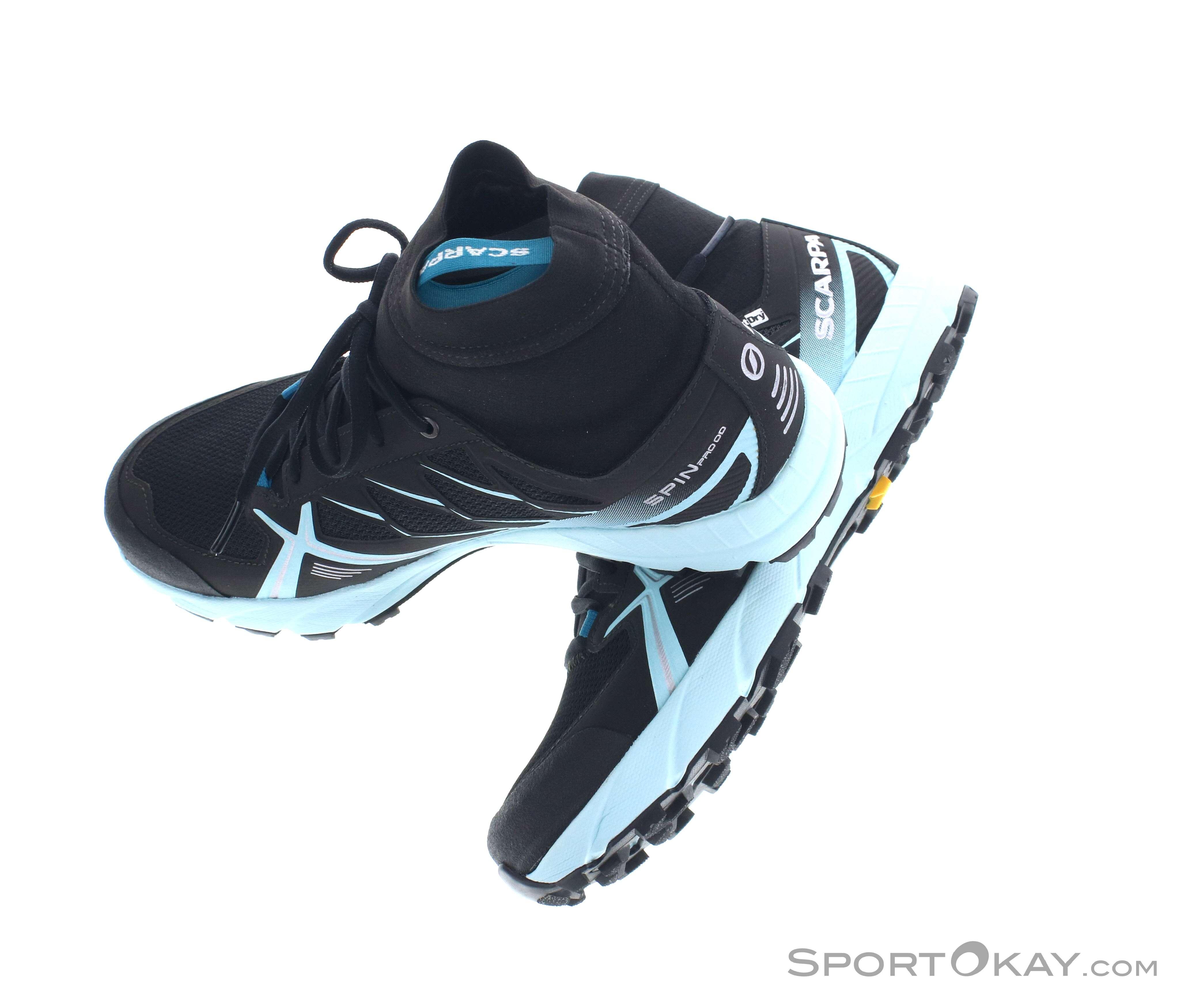 Scarpa Spin Pro OD Wmn Donna Scarpe da Trail Running - Scarpe Gore ... 1a8c5a4332f