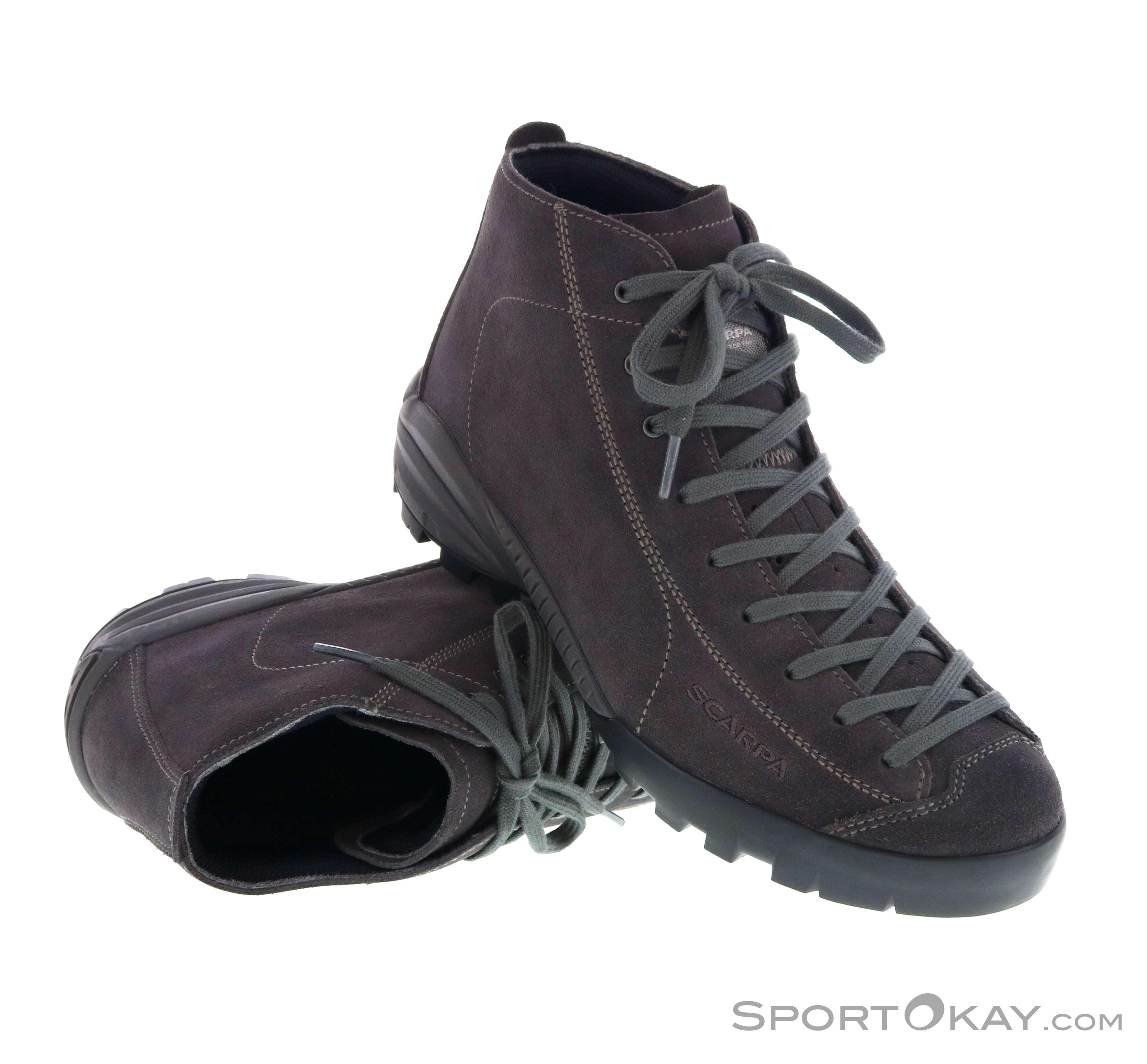 4680e5ba34a Scarpa Scarpa Mojito City Mid Mens Leissure Shoes Gore-Tex