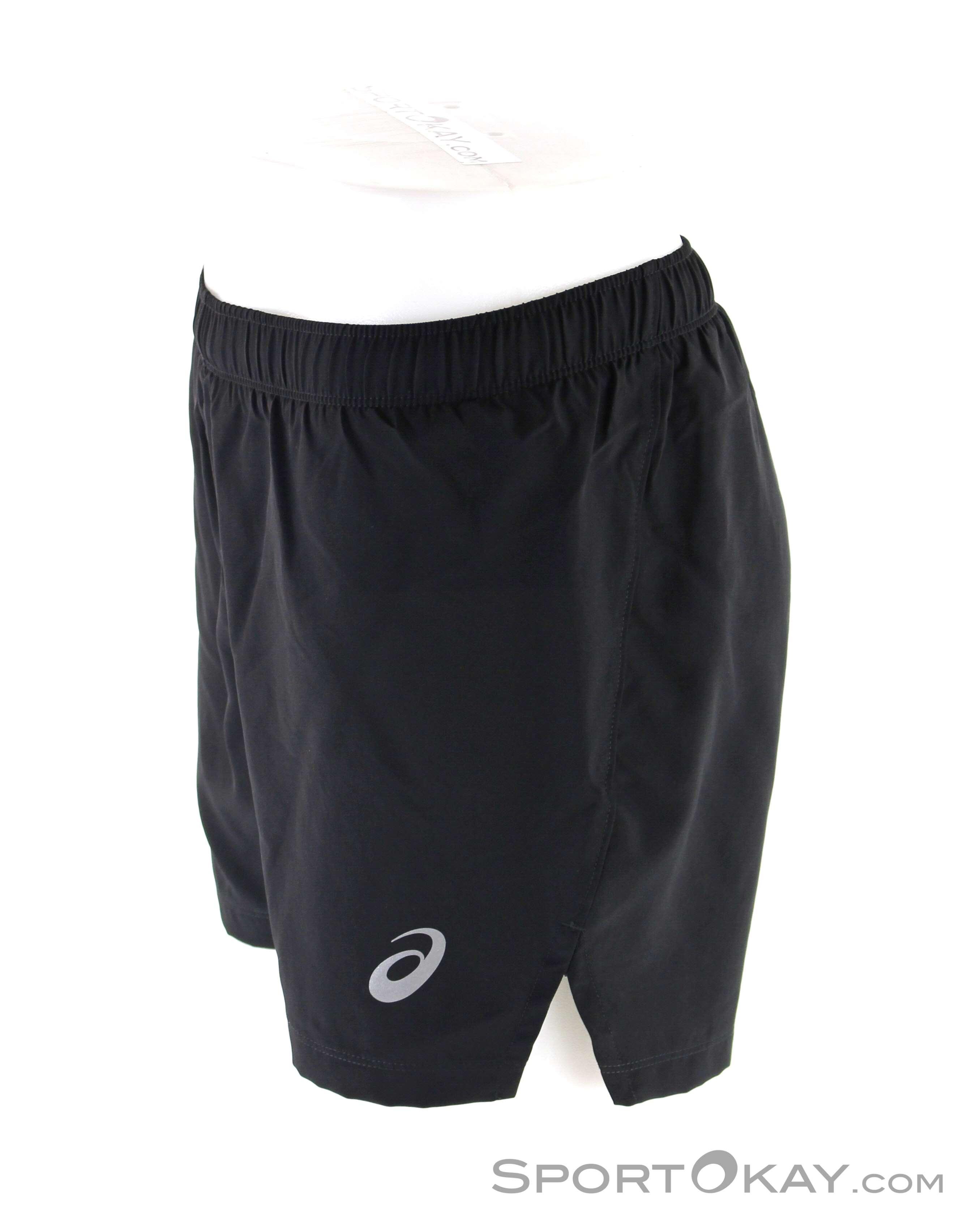Corsa Asics Da Pantaloni Uomo Pantaloncini 5in Silver Short qTwq4S7
