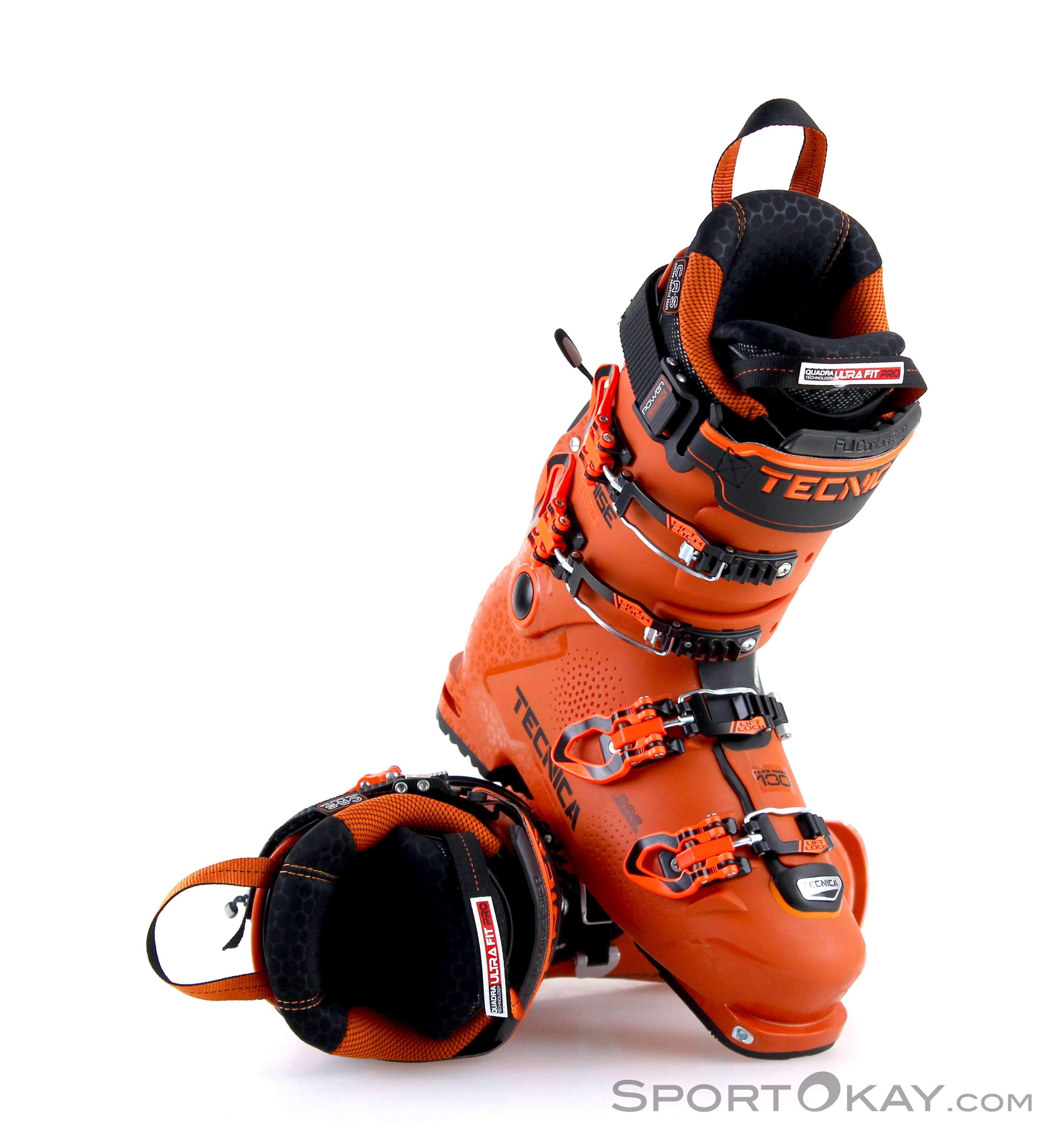 sneakers for cheap 81066 3df8e Tecnica Tecnica Cochise 130 DYN Uomo Scarponi da Sci