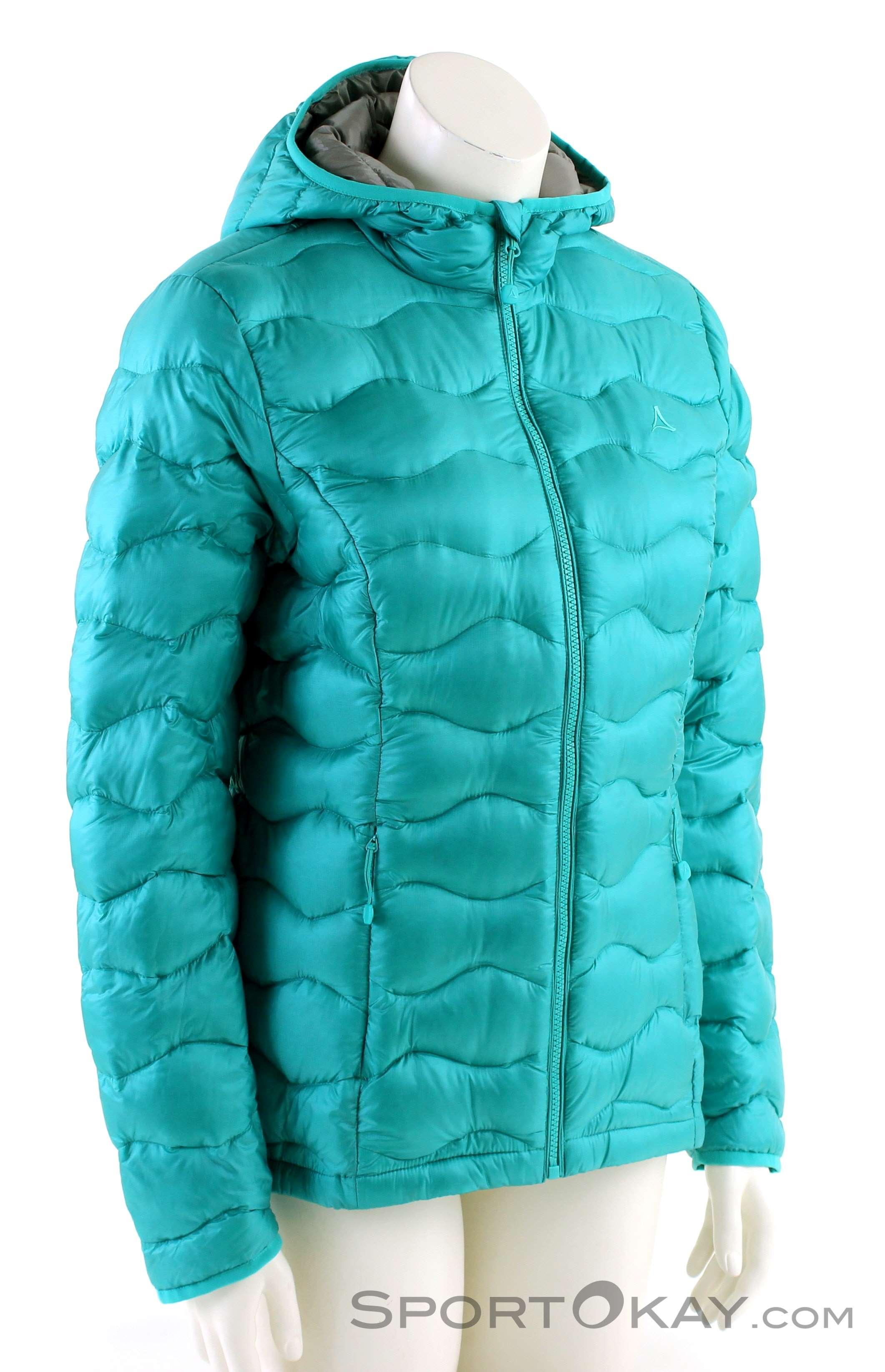 Schöffel Kashgar Womens Down Jacket Jackets Outdoor