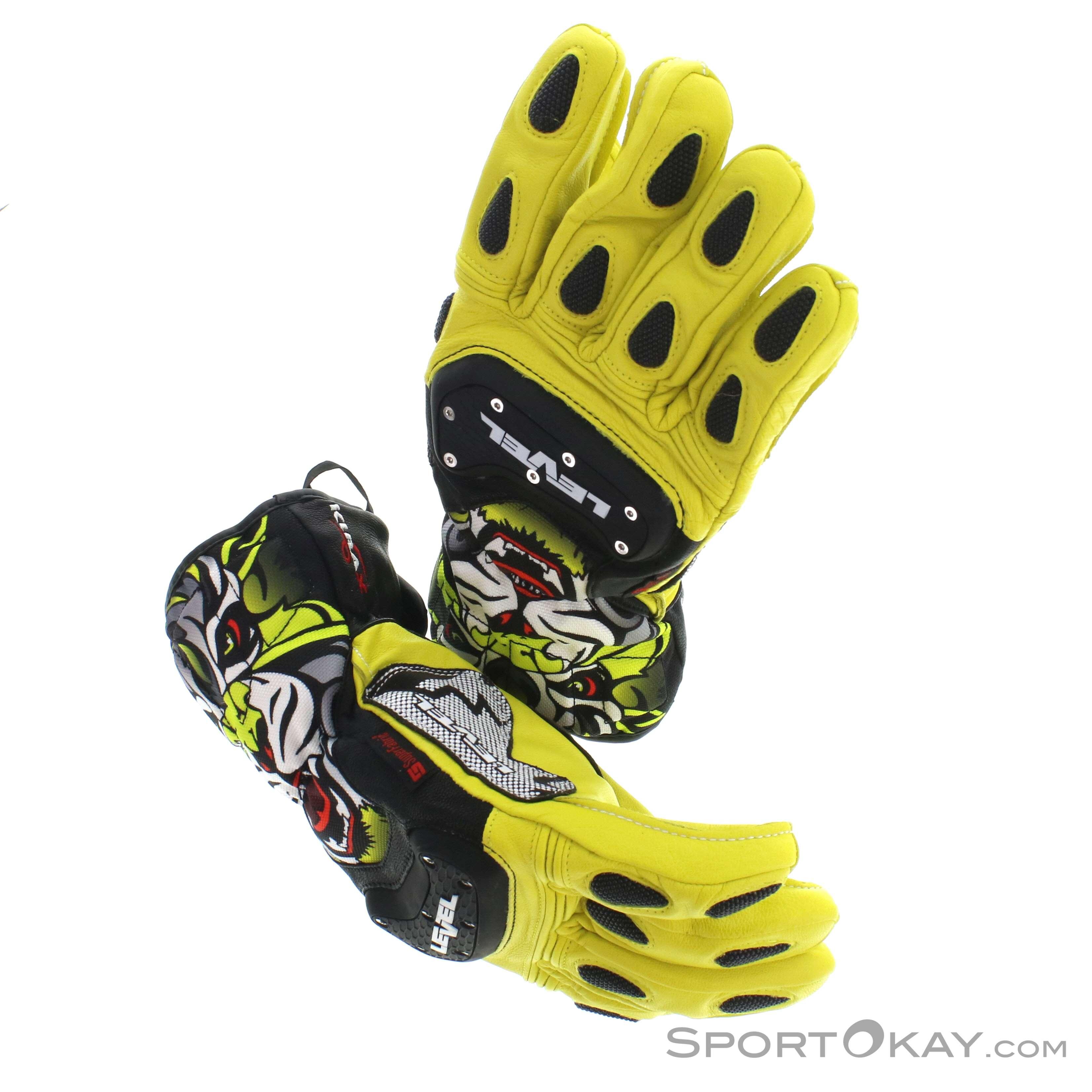 Level Herren Sq Cf Handschuhe
