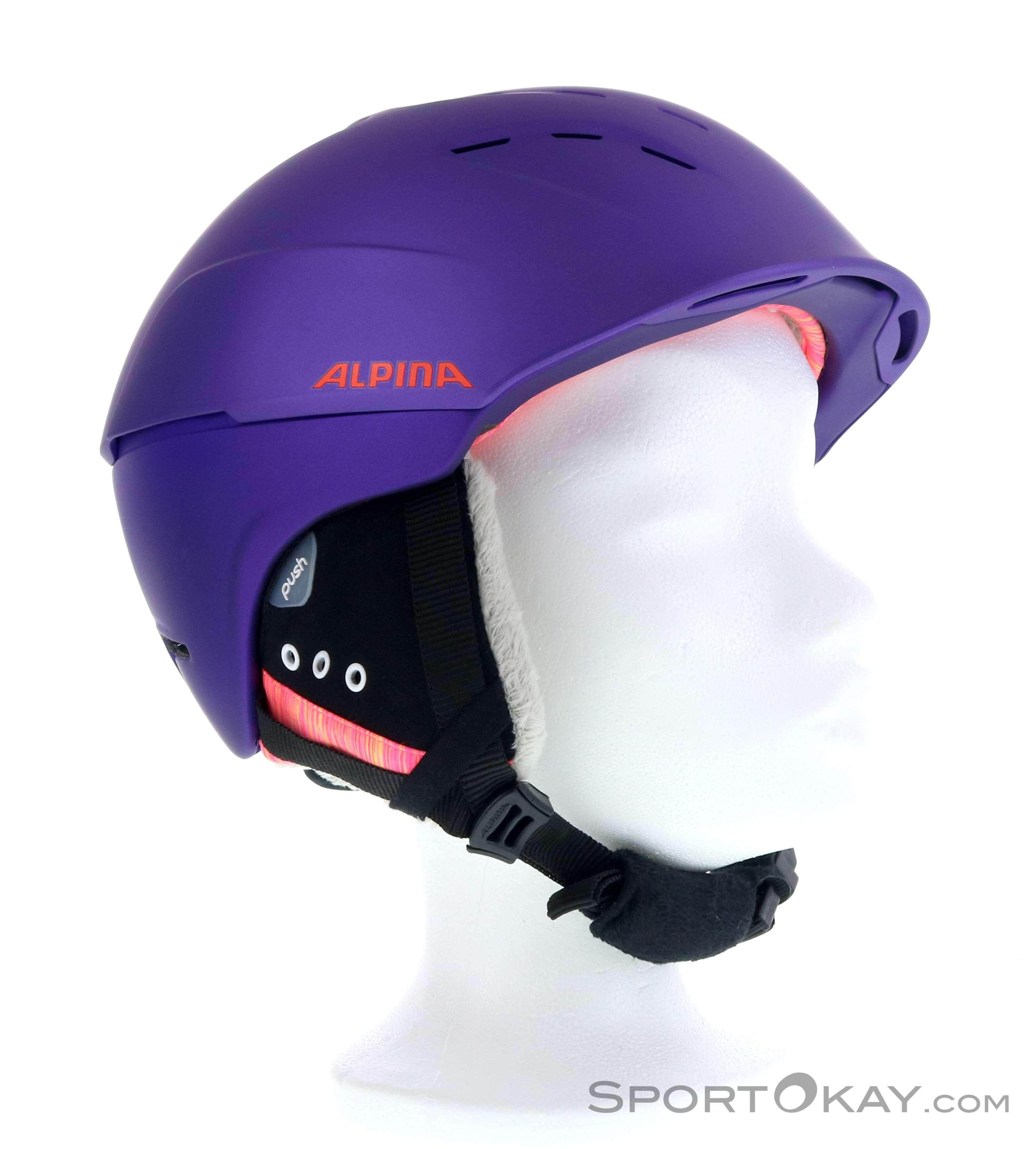 alpina skihelm damen