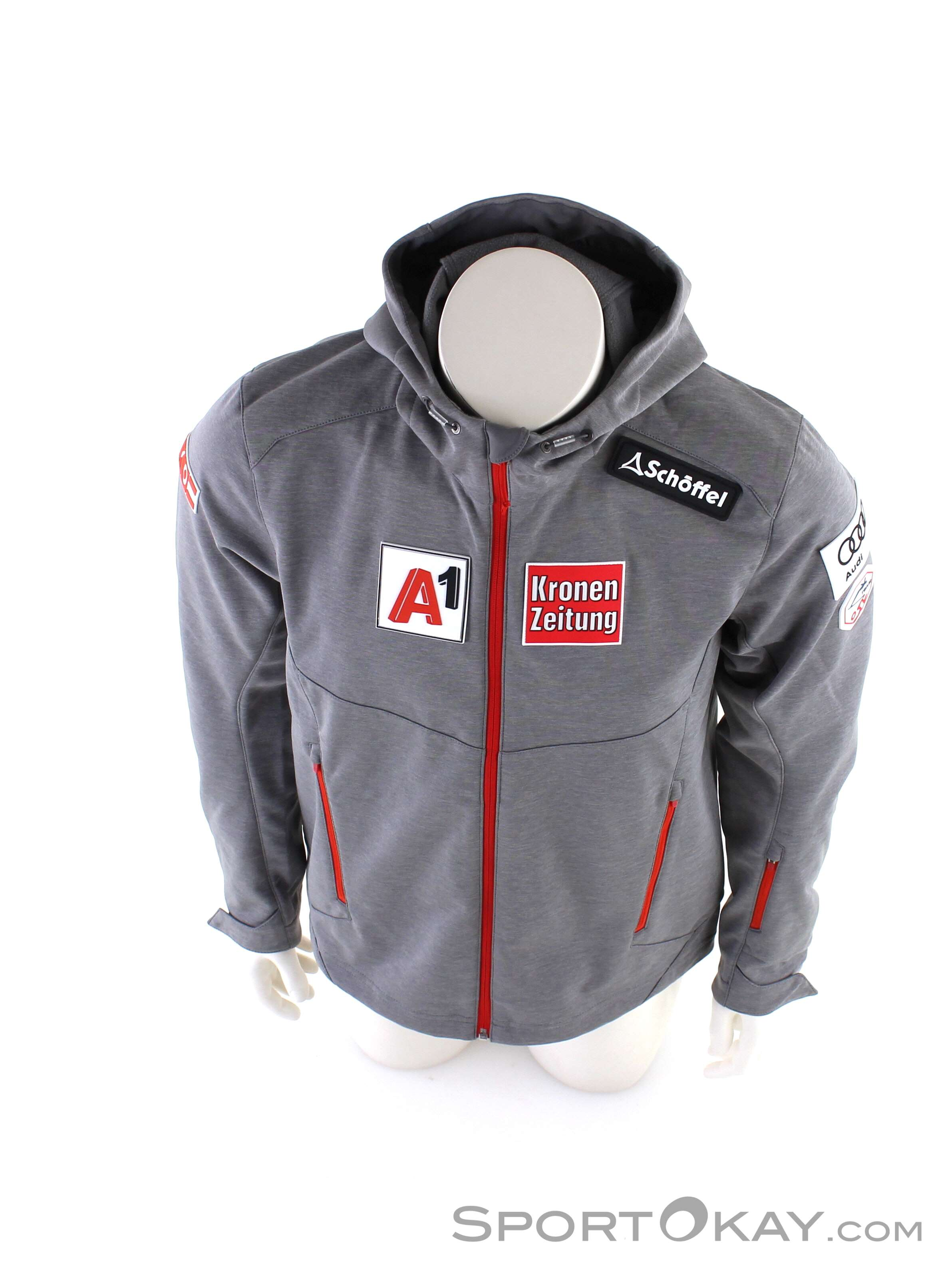 Schöffel Schöffel Softshell Jacket Tomsk A RT Mens Ski Jacket
