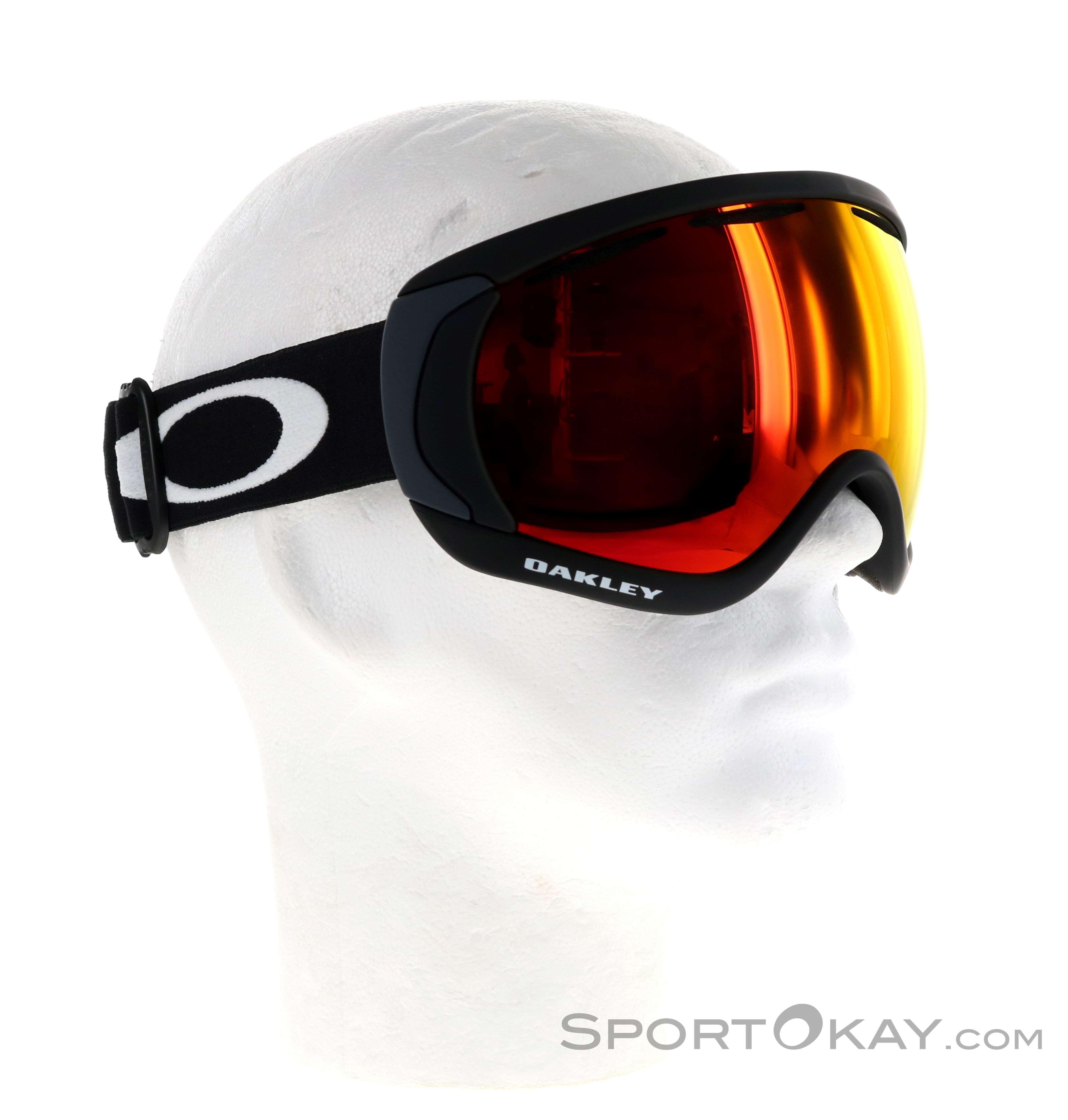 Significativo naturale sei  Oakley Canopy Prizm Maschera da Sci - Maschere da sci - Maschere da sci e  accessori - Sci&Freeride - Tutti
