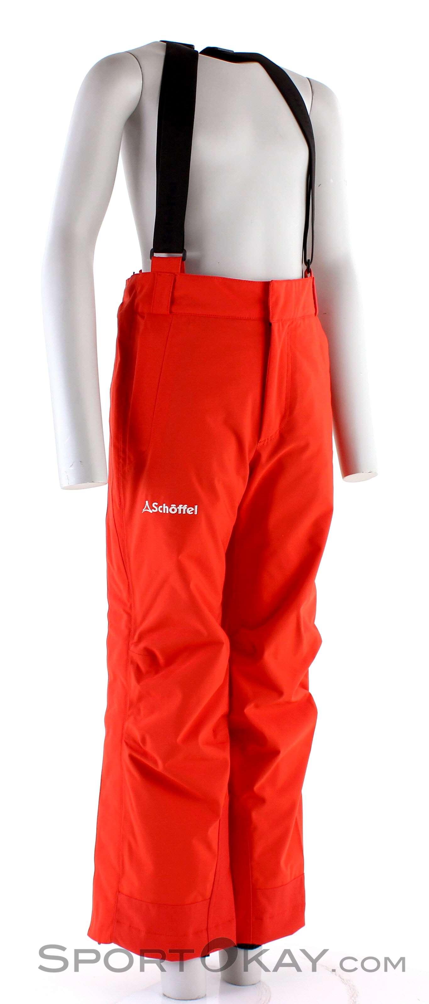 detailed images new appearance cute cheap Schöffel Schöffel Stretchpants Zip K RT Kids Ski Pants