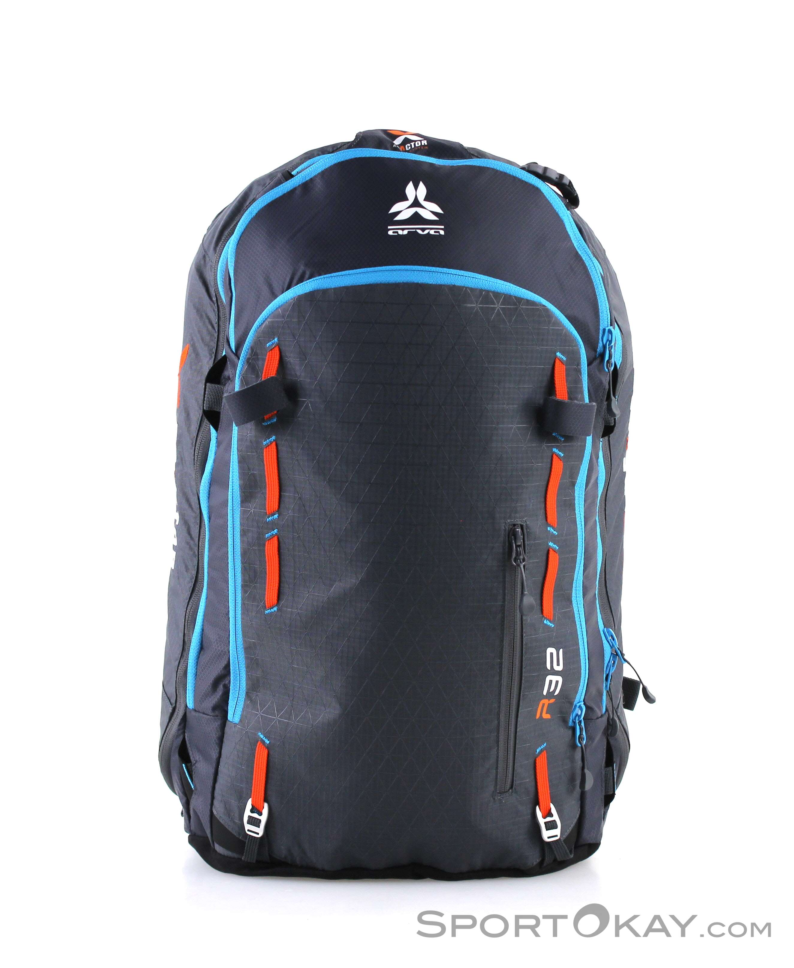 Arva Reactor R 32l Airbag Backpack without Cartridge
