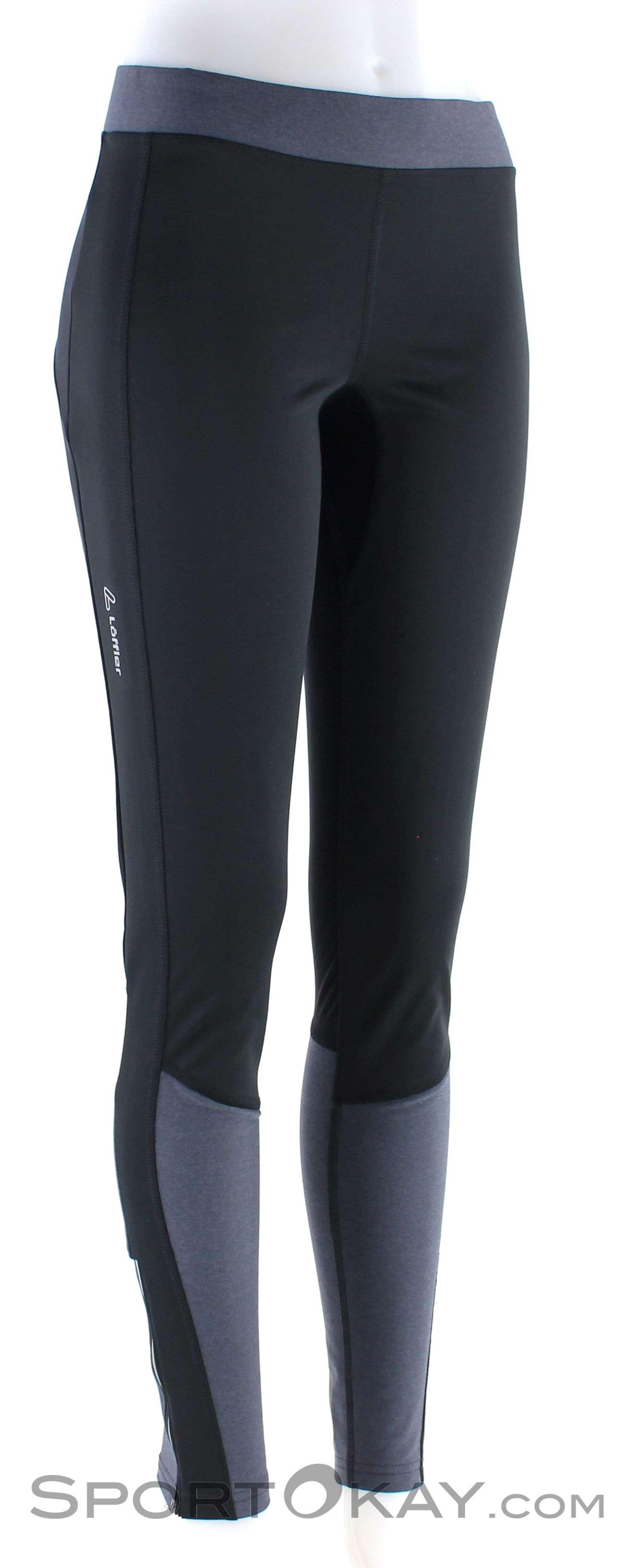 sehr bekannt zu verkaufen heiß-verkaufender Fachmann Löffler Löffler Tights Fusion WS Softshell Damen Laufhose