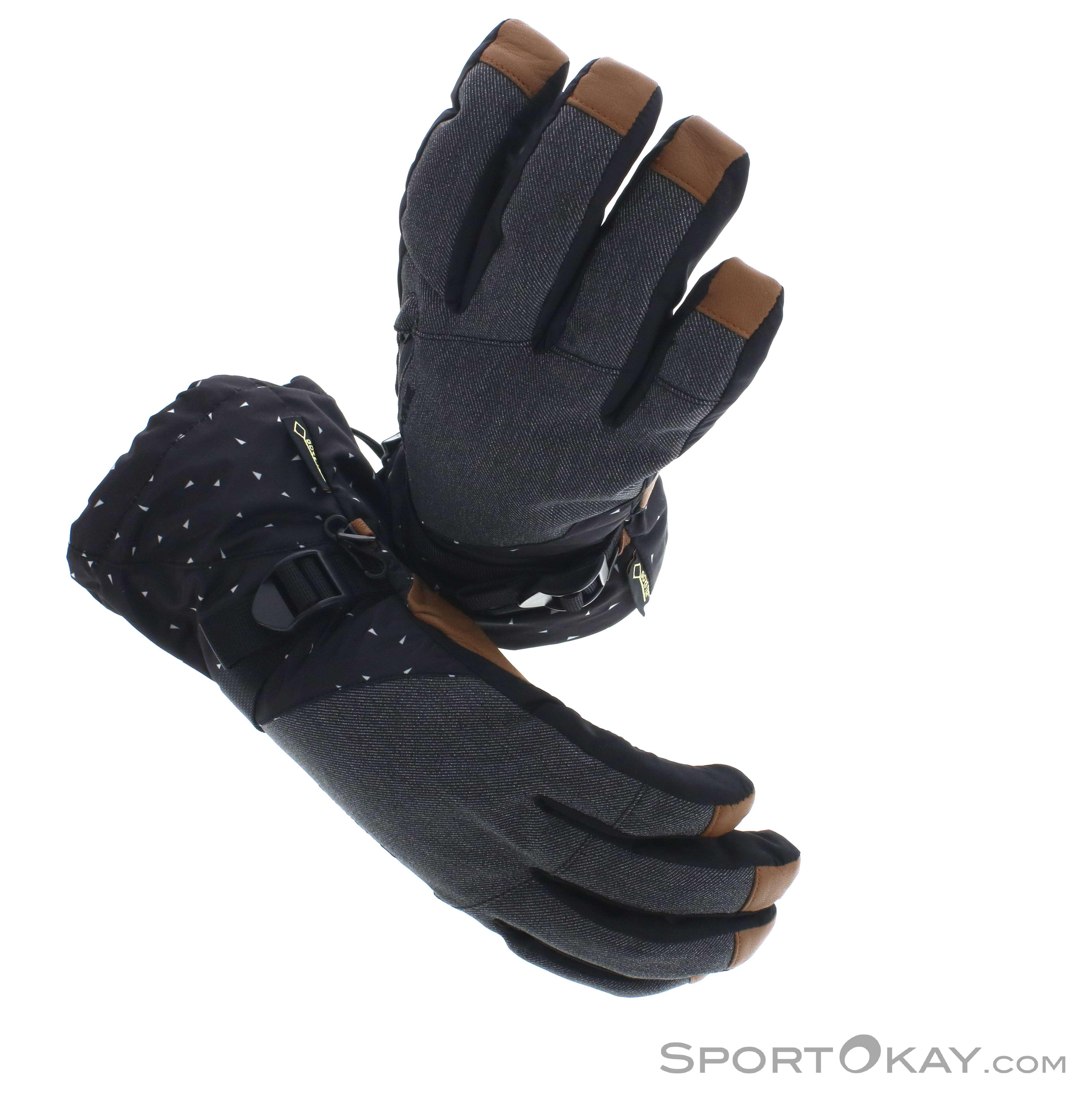 02517a29f8d6c Dakine Sequoia Glove Leather Damen Handschuhe Gore-Tex ...