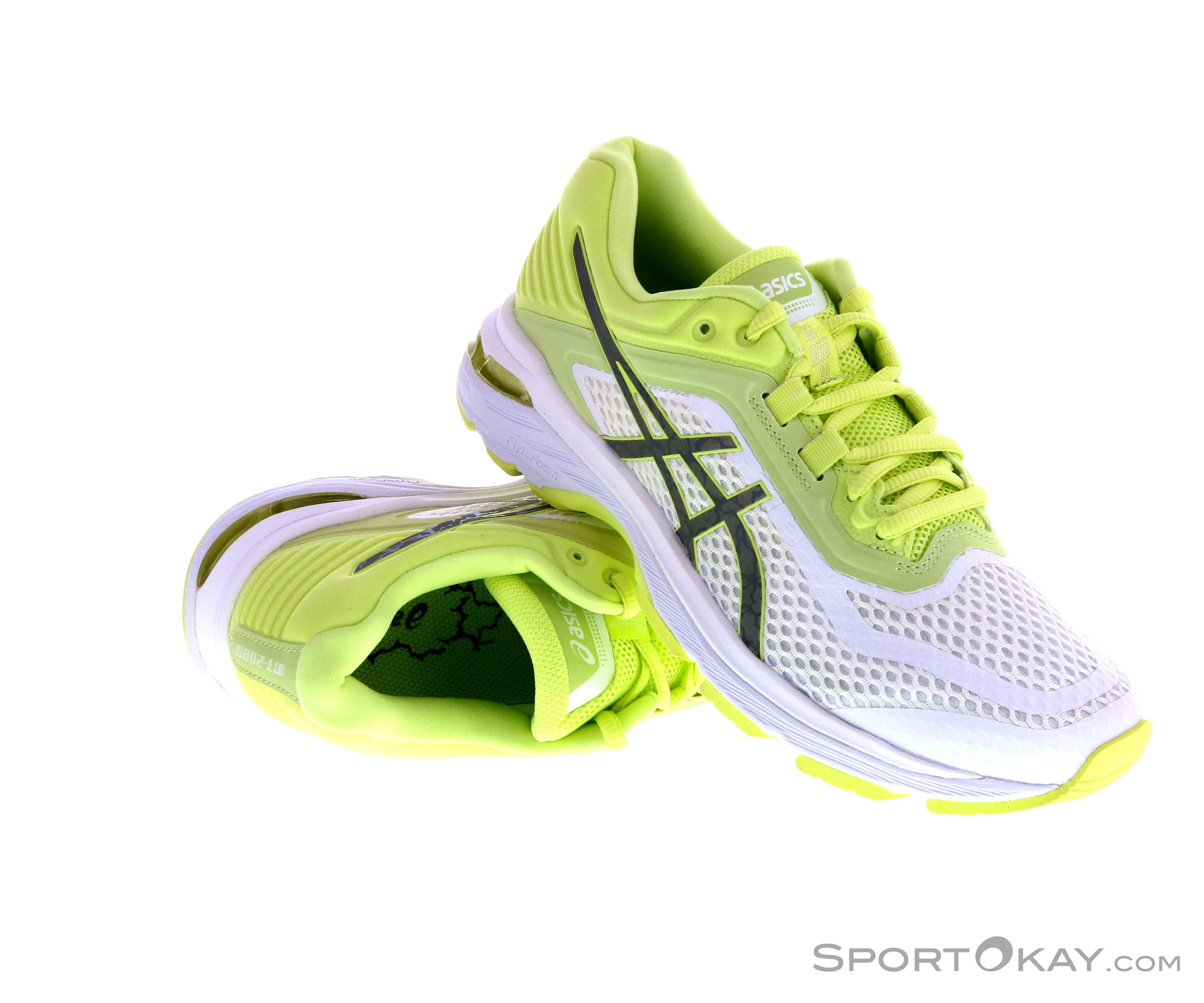 Asics GT 2000 6 Lite Show Womens Running Shoes