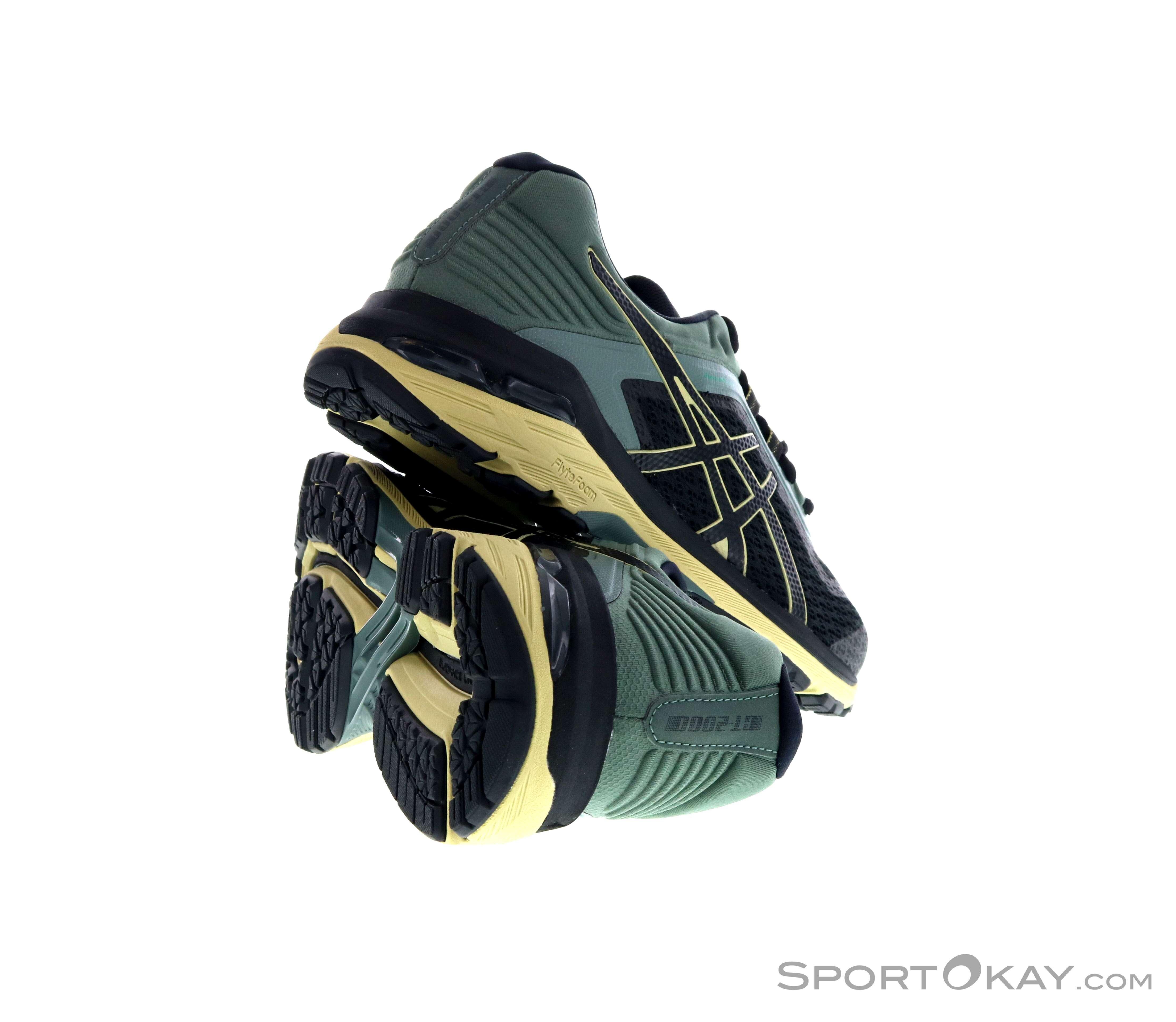 Asics Asics GT 2000 6 Trail Plasma Guard Mens Trail Running Shoes