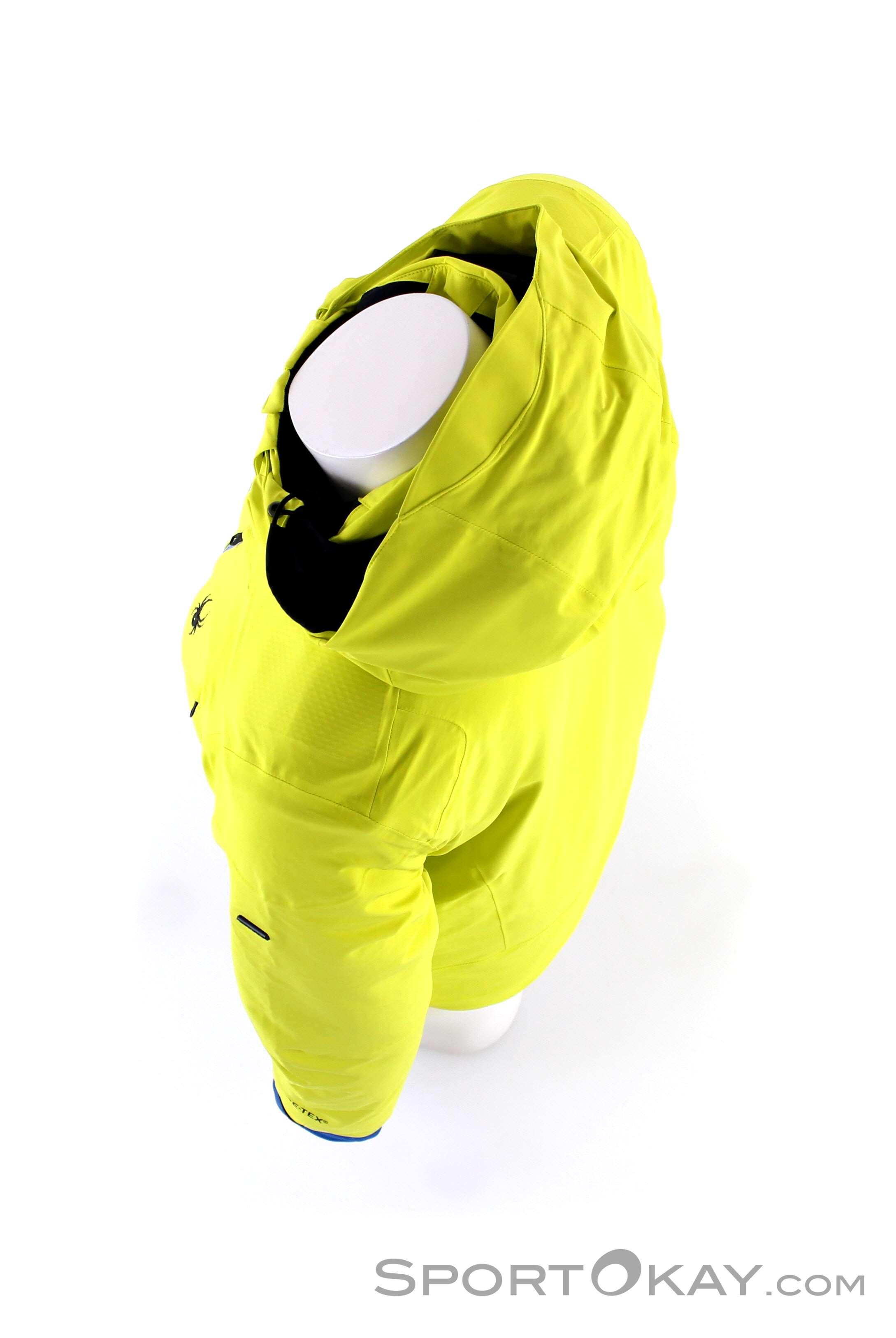 temperament schoenen verkoop usa online koop online Spyder Spyder Cordin GTX Jacket Mens Ski Jacket Gore-Tex