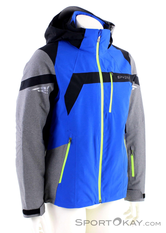 Spyder Titan GTX Jacket Mens Ski Jacket Gore-Tex - Ski Jackets - Ski ... 15e68bdf44e