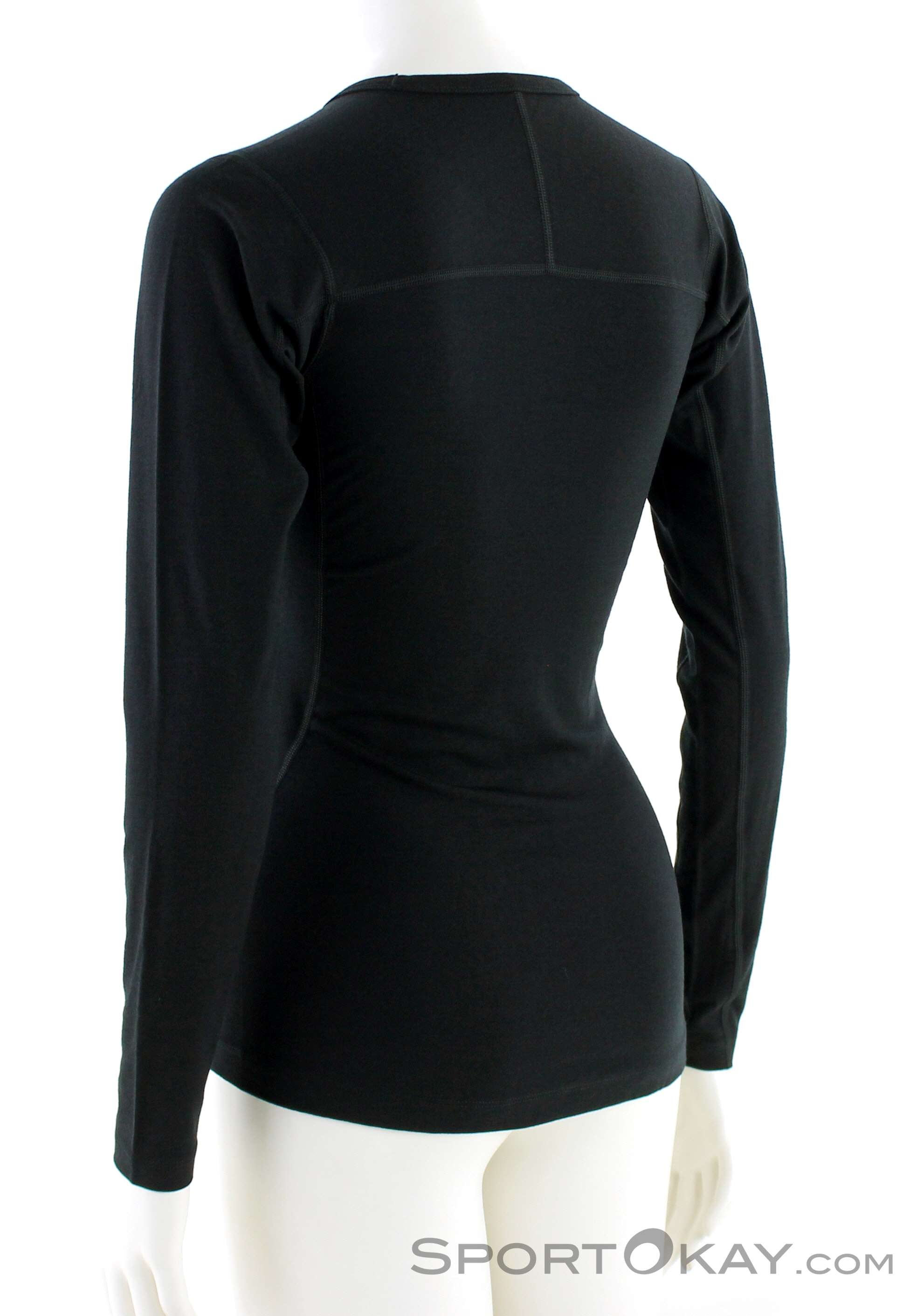 Actives Maglia funzionale Roundneck Donna Wool Haglöfs pdqFwRR