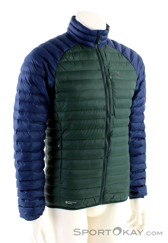 Haglöfs Essens Mimic Jacket Uomo Giacca da Sci Alpinismo - Giacche ... 65e24d19a64