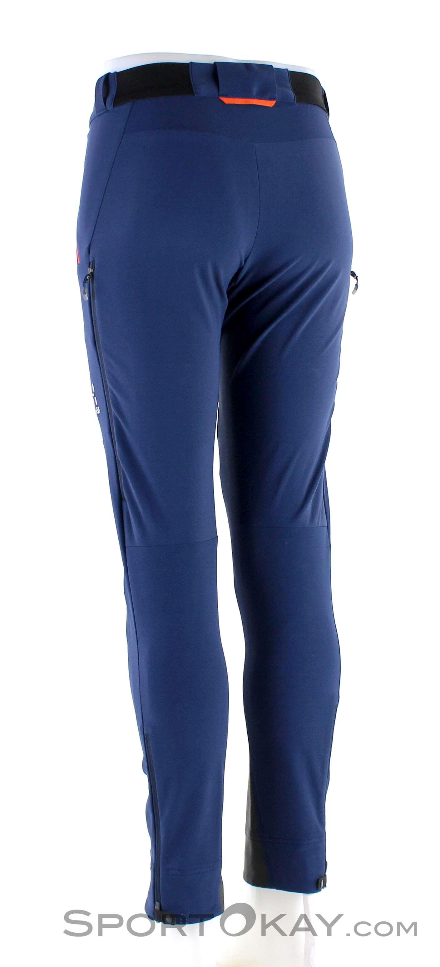 5ff0a67862f3b Haglöfs Roc Fusion Pant Mens Outdoor Pants, Haglöfs, Blue, , Male, 0009