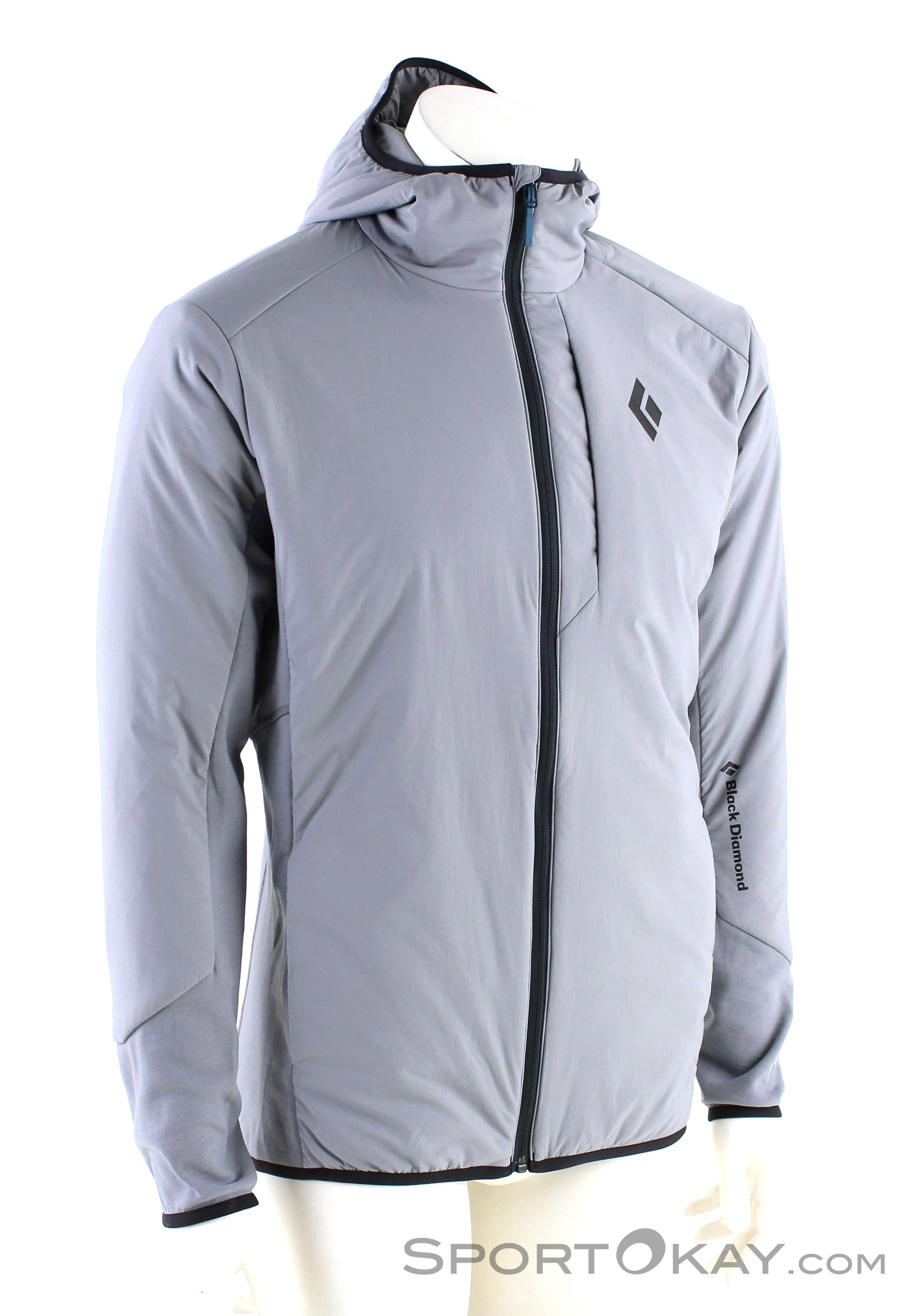Black Diamond Black Diamond First Light Hybrid Mens Ski Touring Sweater