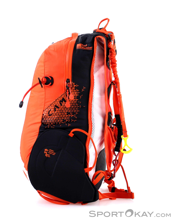 1e5cb91ba8 Camp Rapid Racing 20l Ski Touring Backpack, Camp, Orange, , Male, 0077