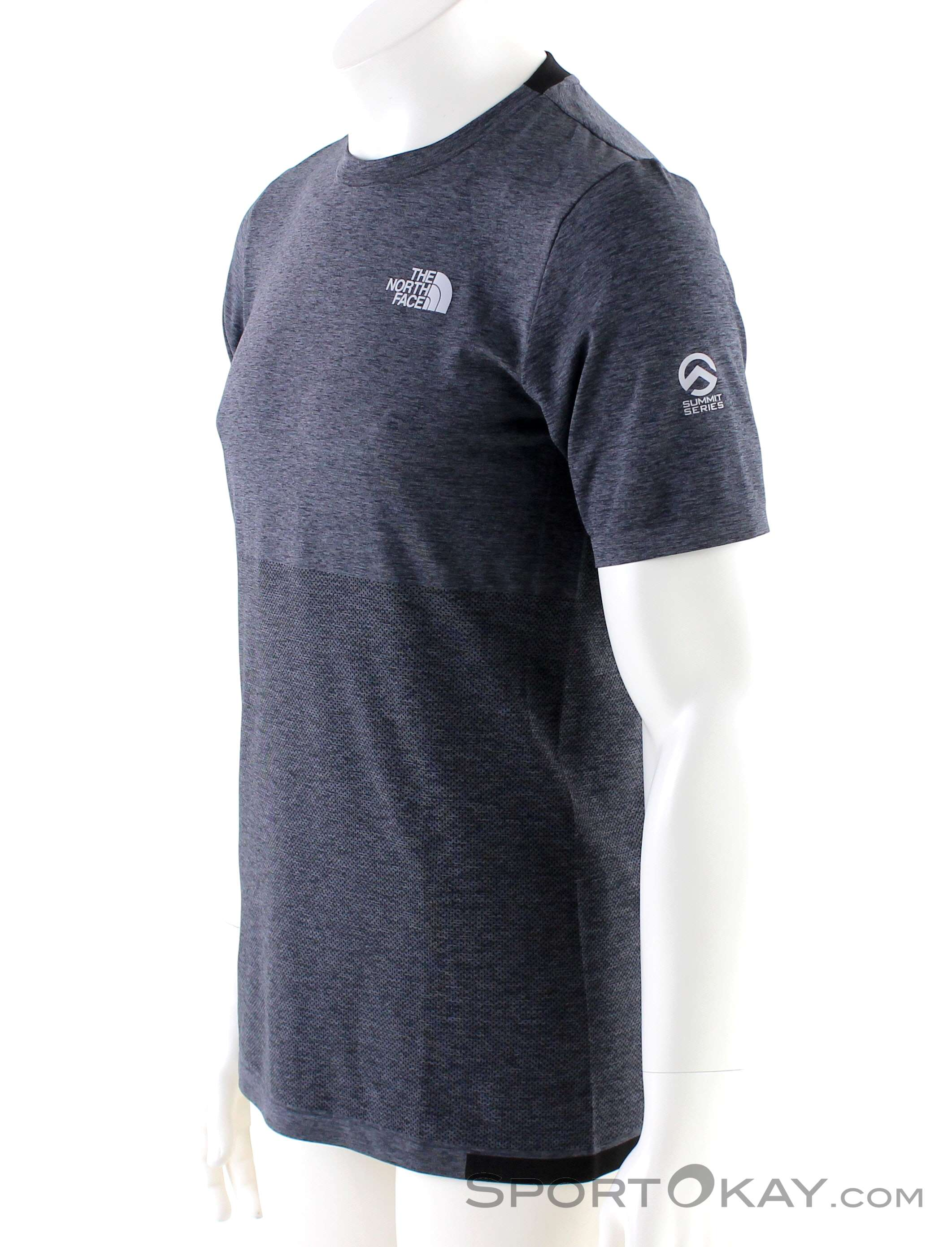 ad14aa41454261 The North Face L1 SS Mens Functional Shirt - Functional Clothing ...