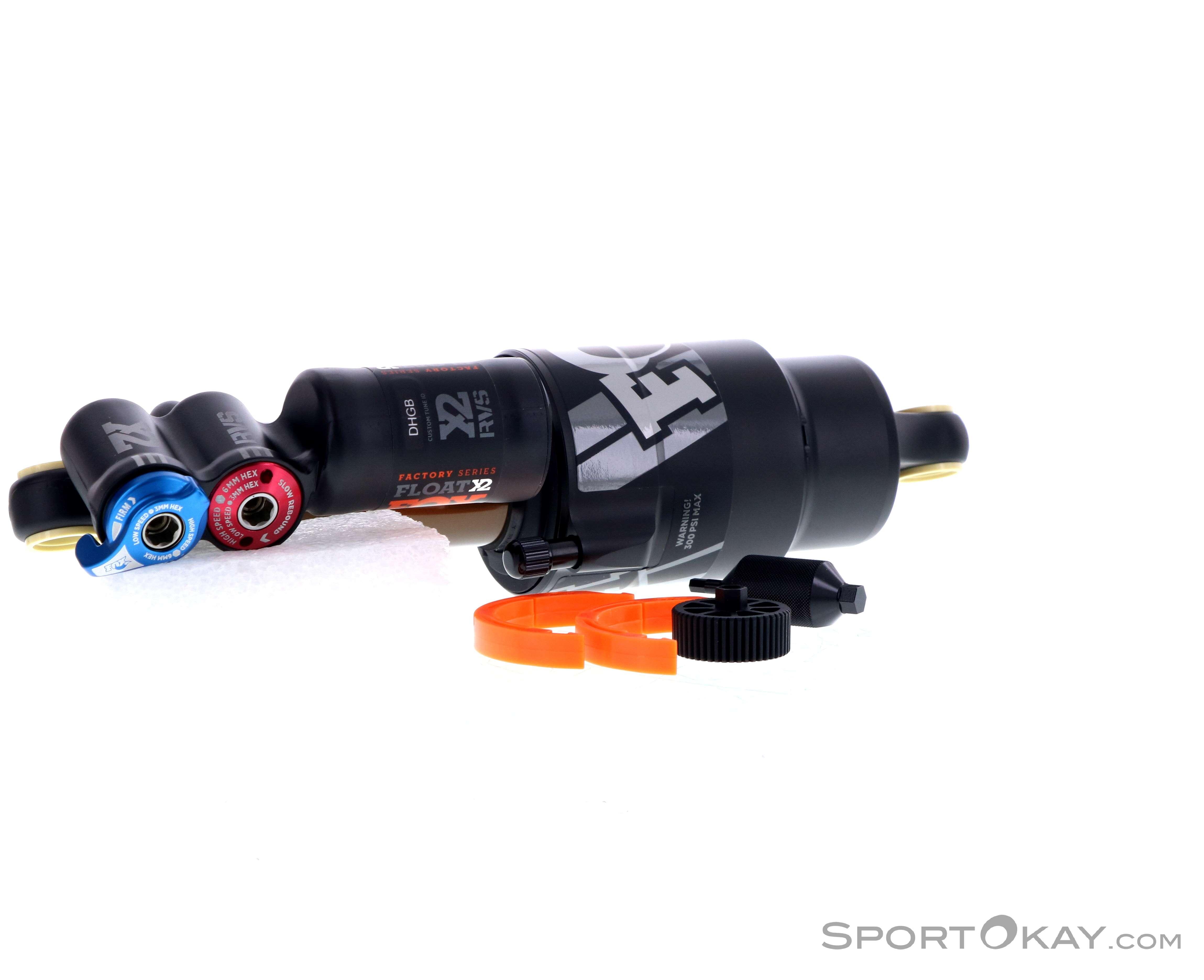 Fox Float X2 EVOL XV 2POS 216x63mm 2019 Shock
