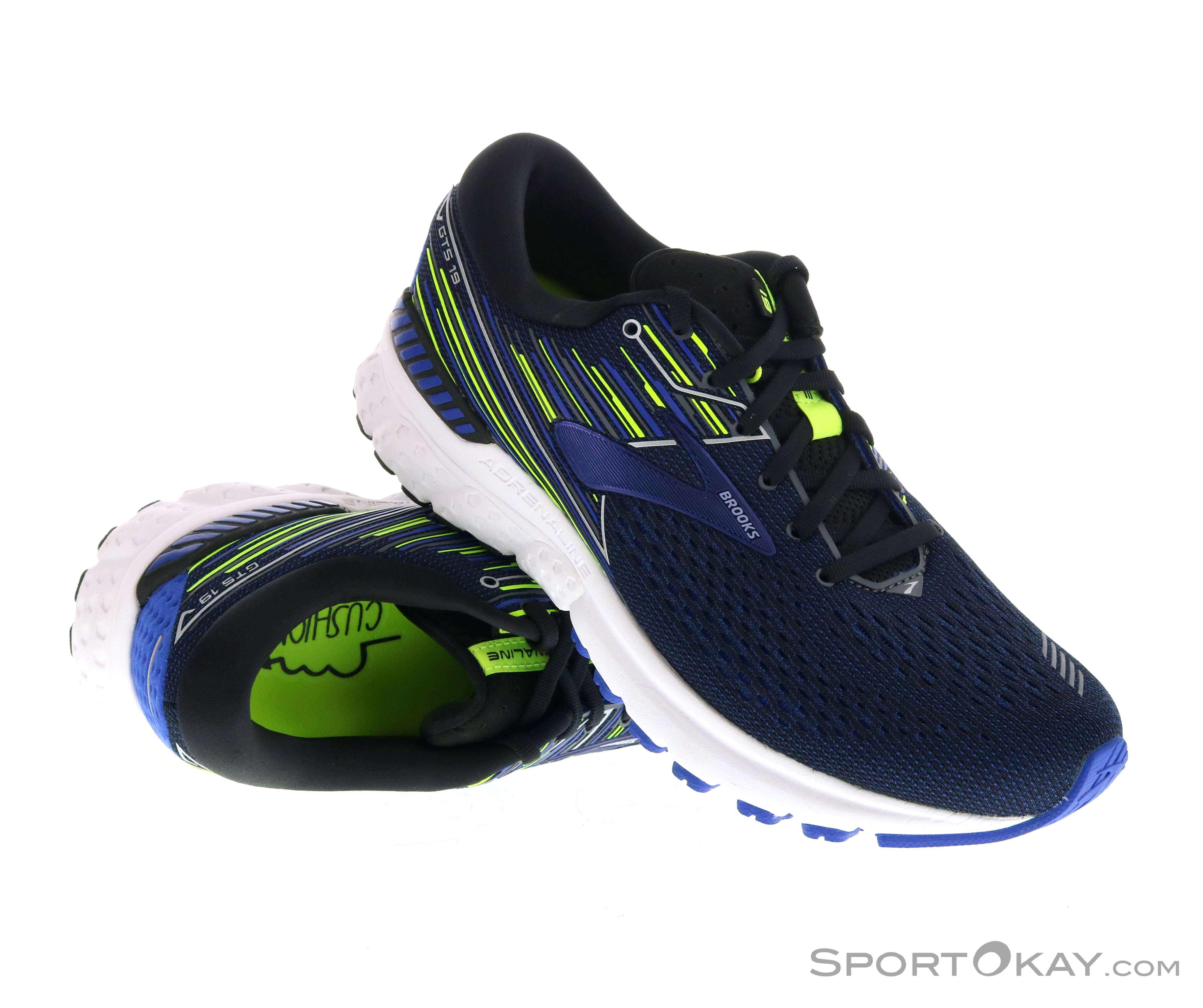 3ded0704a60 Brooks Adrenaline GTS 19 Mens Running Shoes - Running Shoes ...
