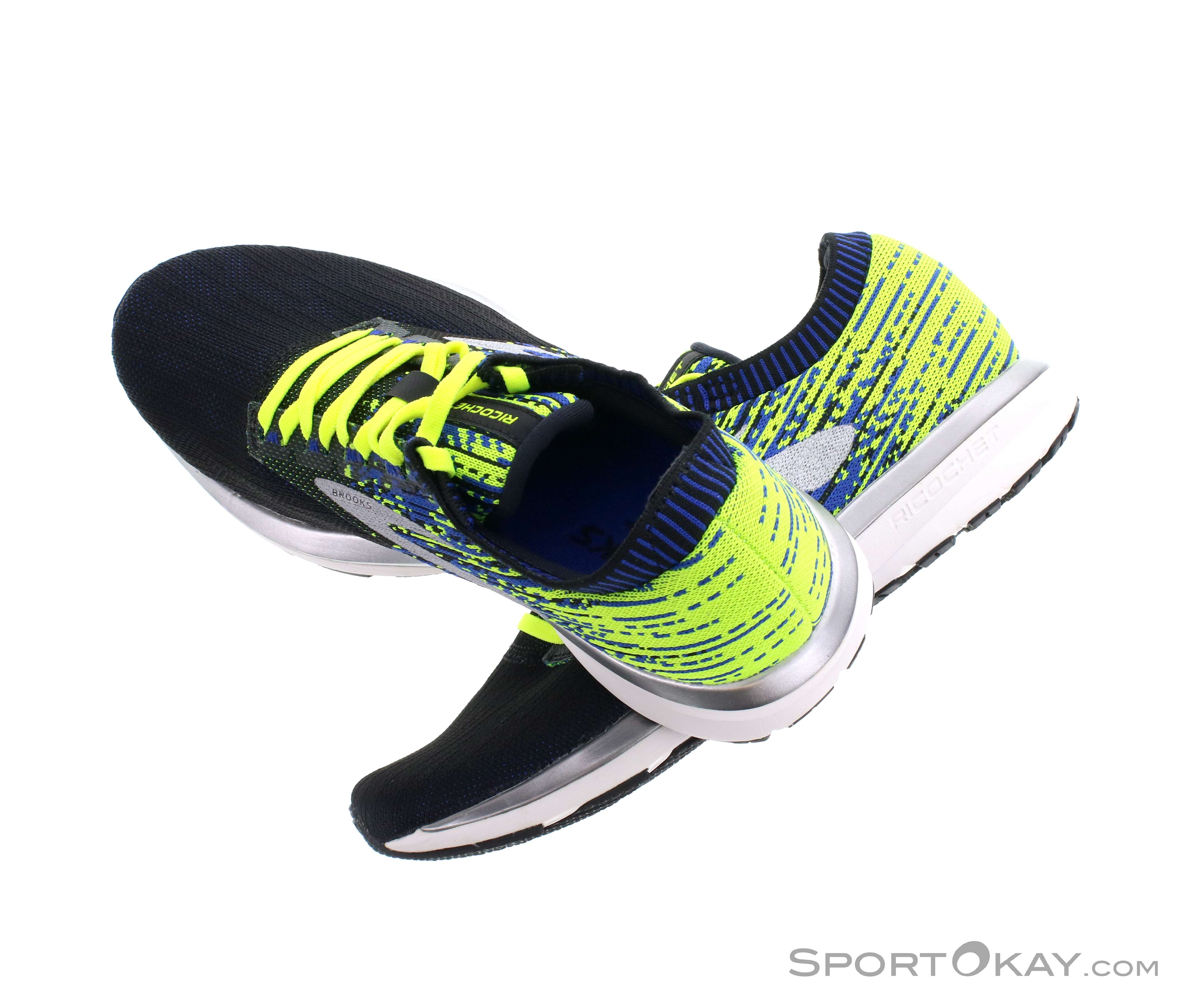 Brooks Brooks Ricochet Mens Running Shoes