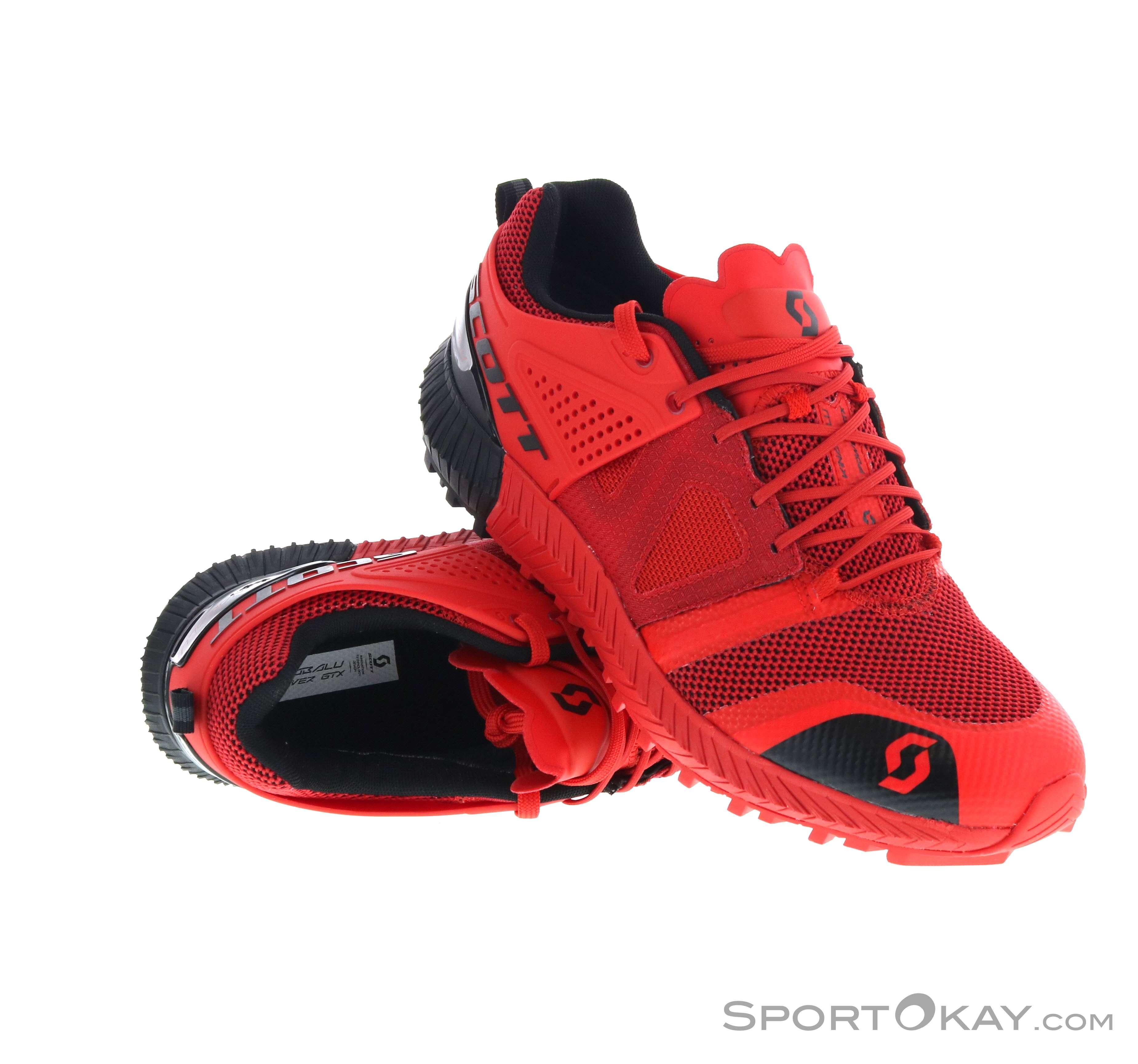 acquista per comprare nuovo immagini dettagliate Scott Scott Kinabalu Power GTX Uomo Scarpe Trail Running Gore-Tex