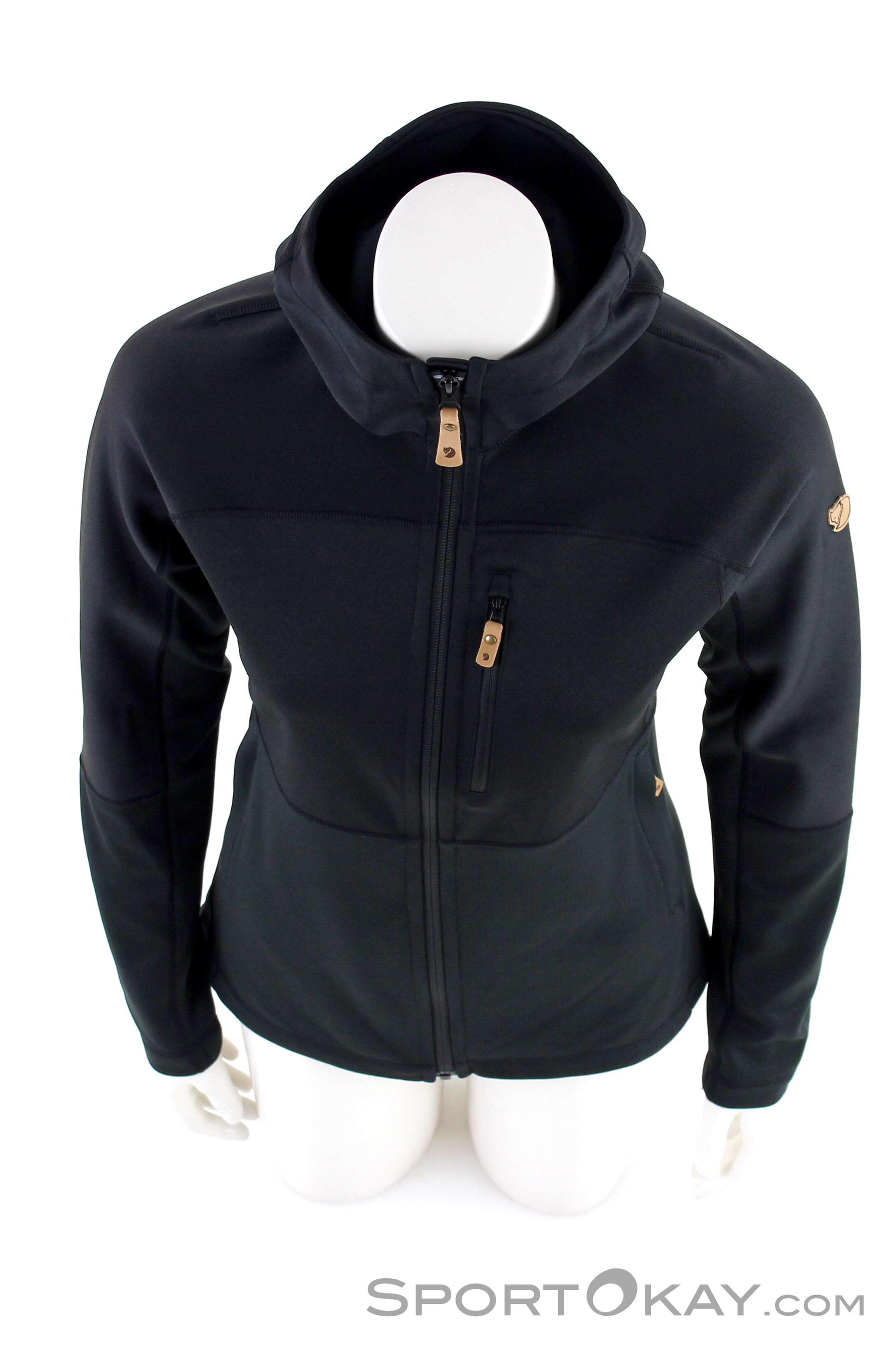 a34bd837bad4e7 Fjällräven Abisko Trail Fleece Damen Outdoorsweater - Sweater ...