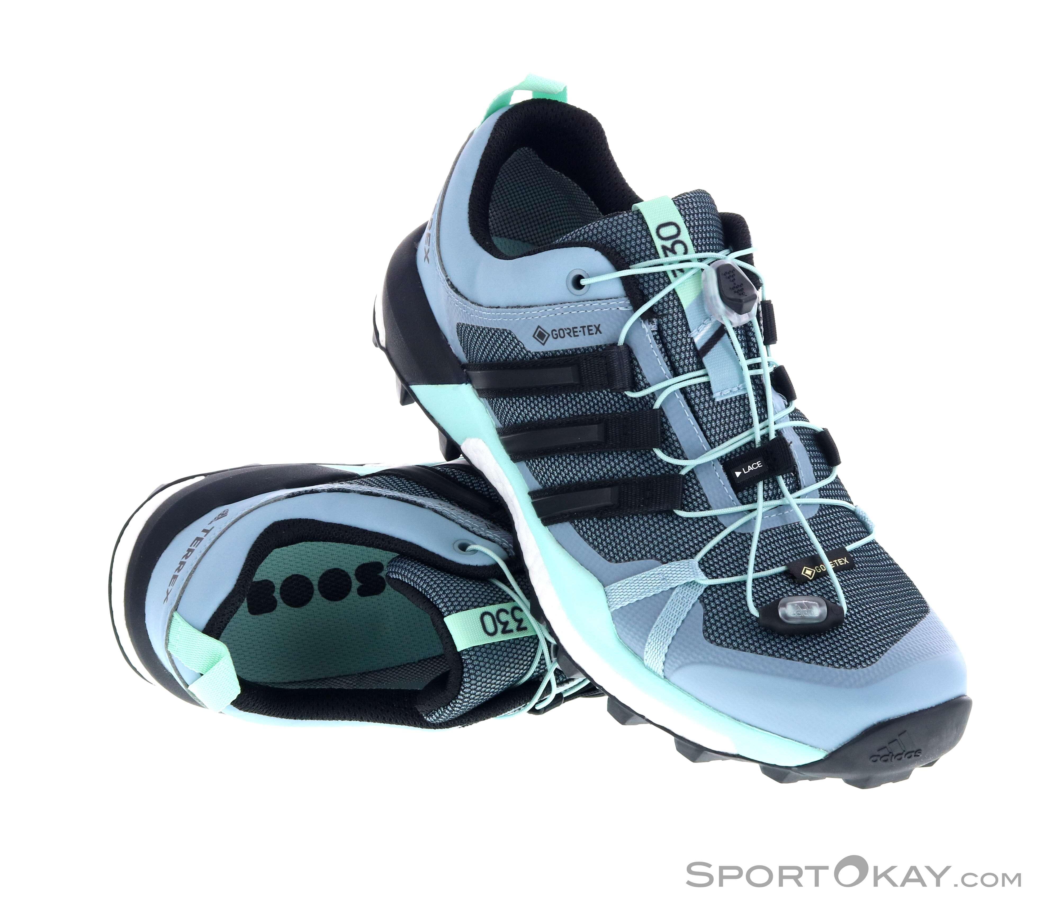 adidas Terrex adidas Terrex Skychaser Womens Trail Running Shoe Gore-Tex