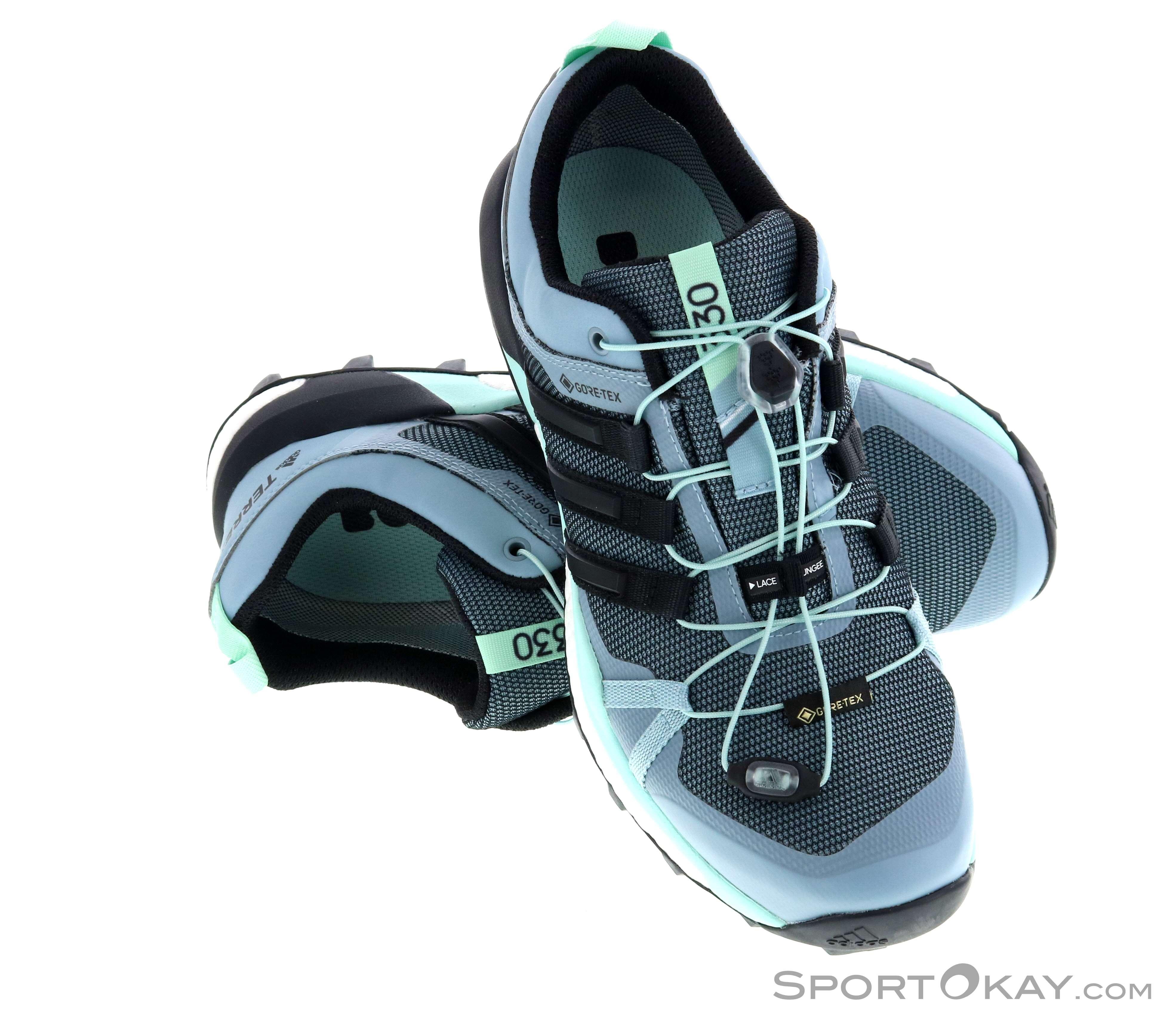 adidas adidas Terrex Skychaser Womens Trail Running Shoe Gore Tex