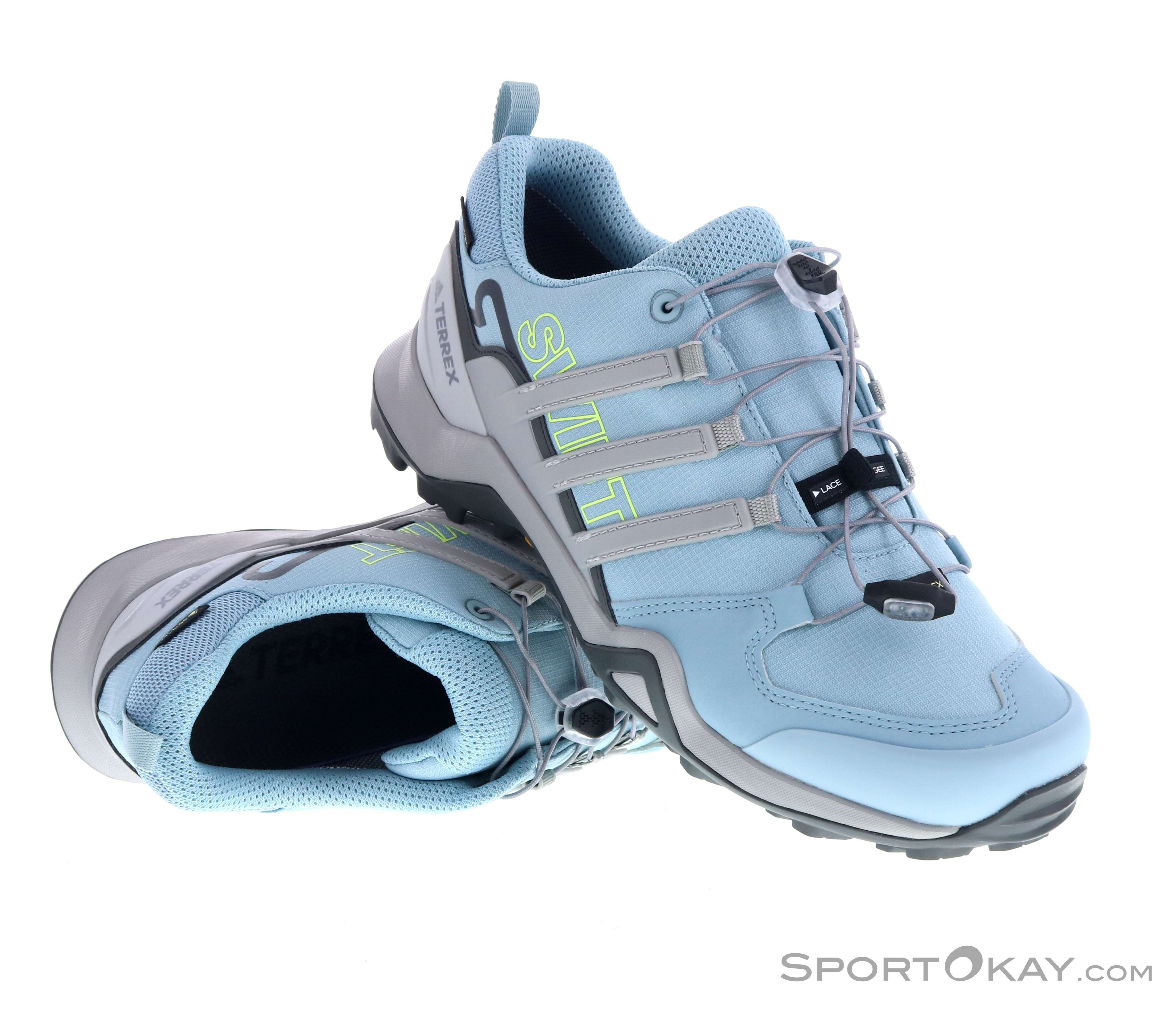 adidas Terrex adidas Terrex Swift R2 Womens Trekking Shoes Gore-Tex