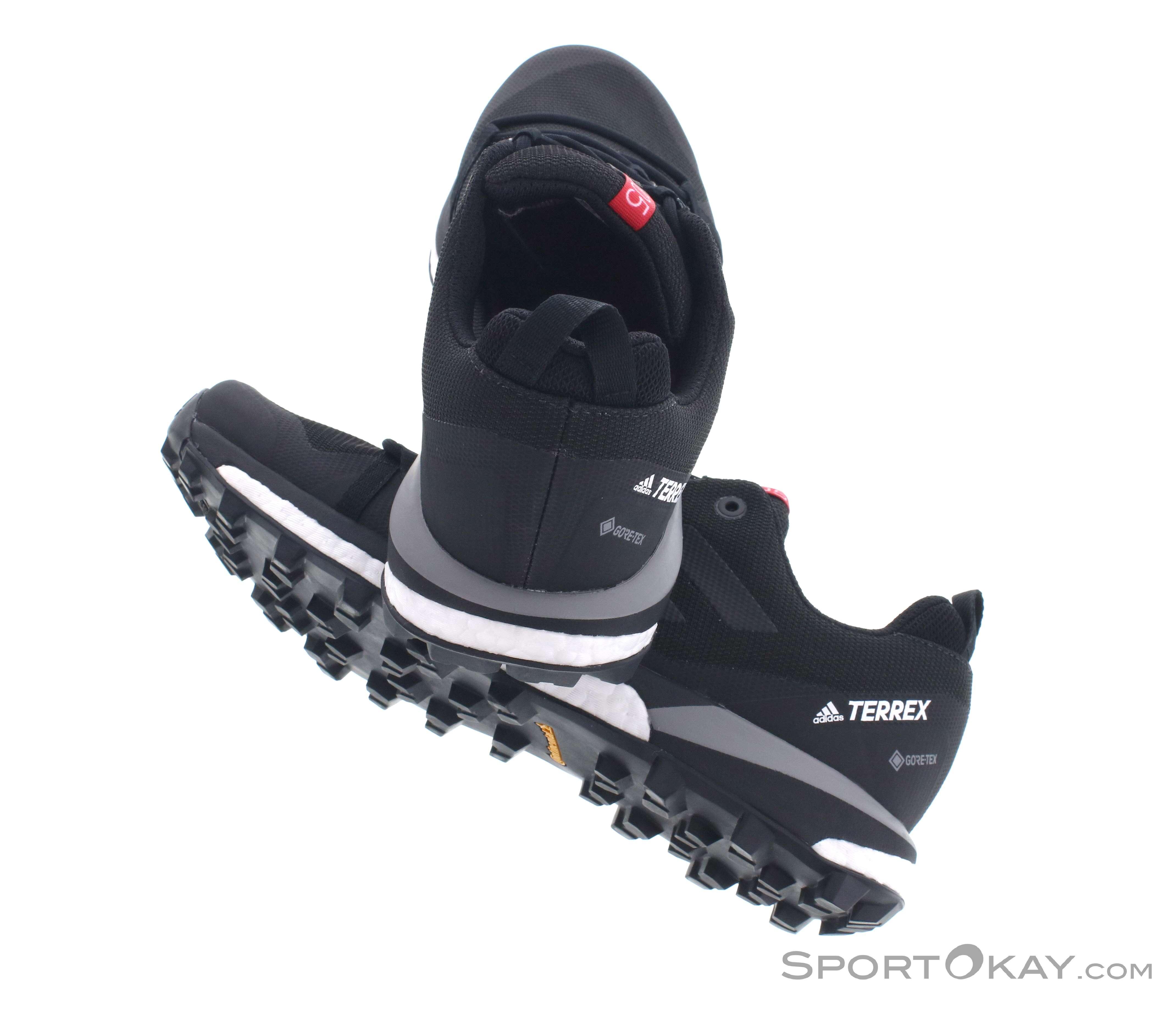 quality design d5203 283c4 adidas Terrex Skychaser LT GTX Damen Trekkingschuhe, adidas, Schwarz, ,  Damen, 0002