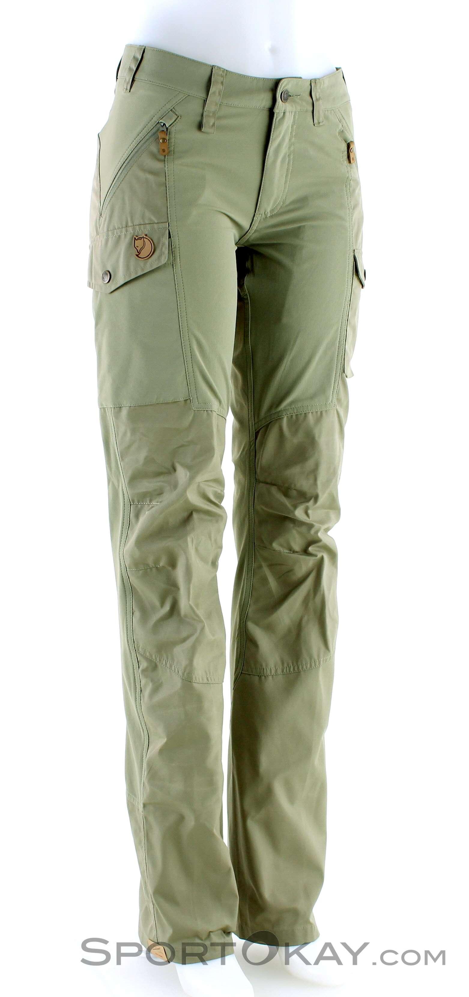 FJALLRAVEN Nikka Trousers W Pantal/ón Mujer