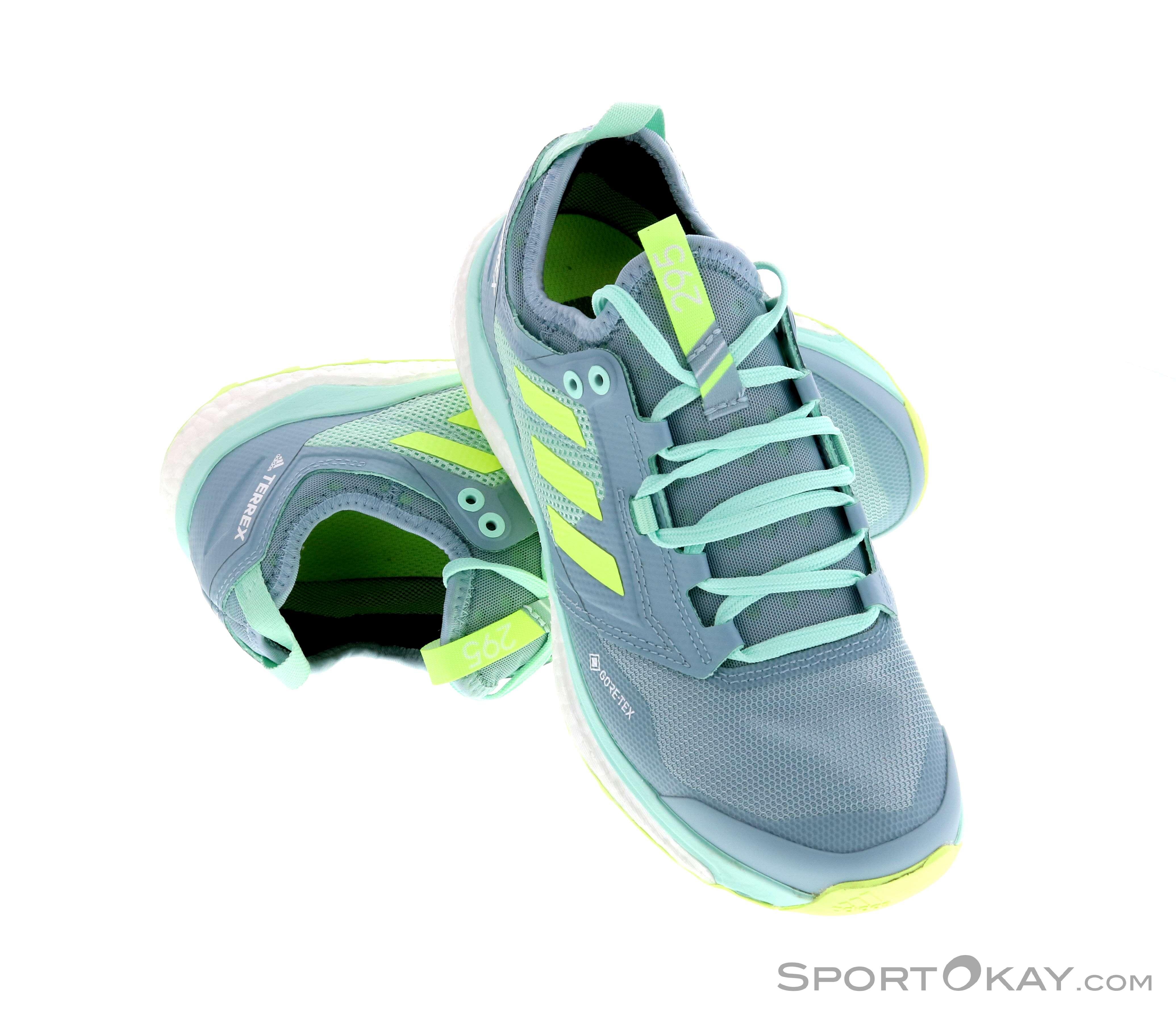 adidas adidas Terrex Agravic XT GTX Damen Traillaufschuhe Gore Tex