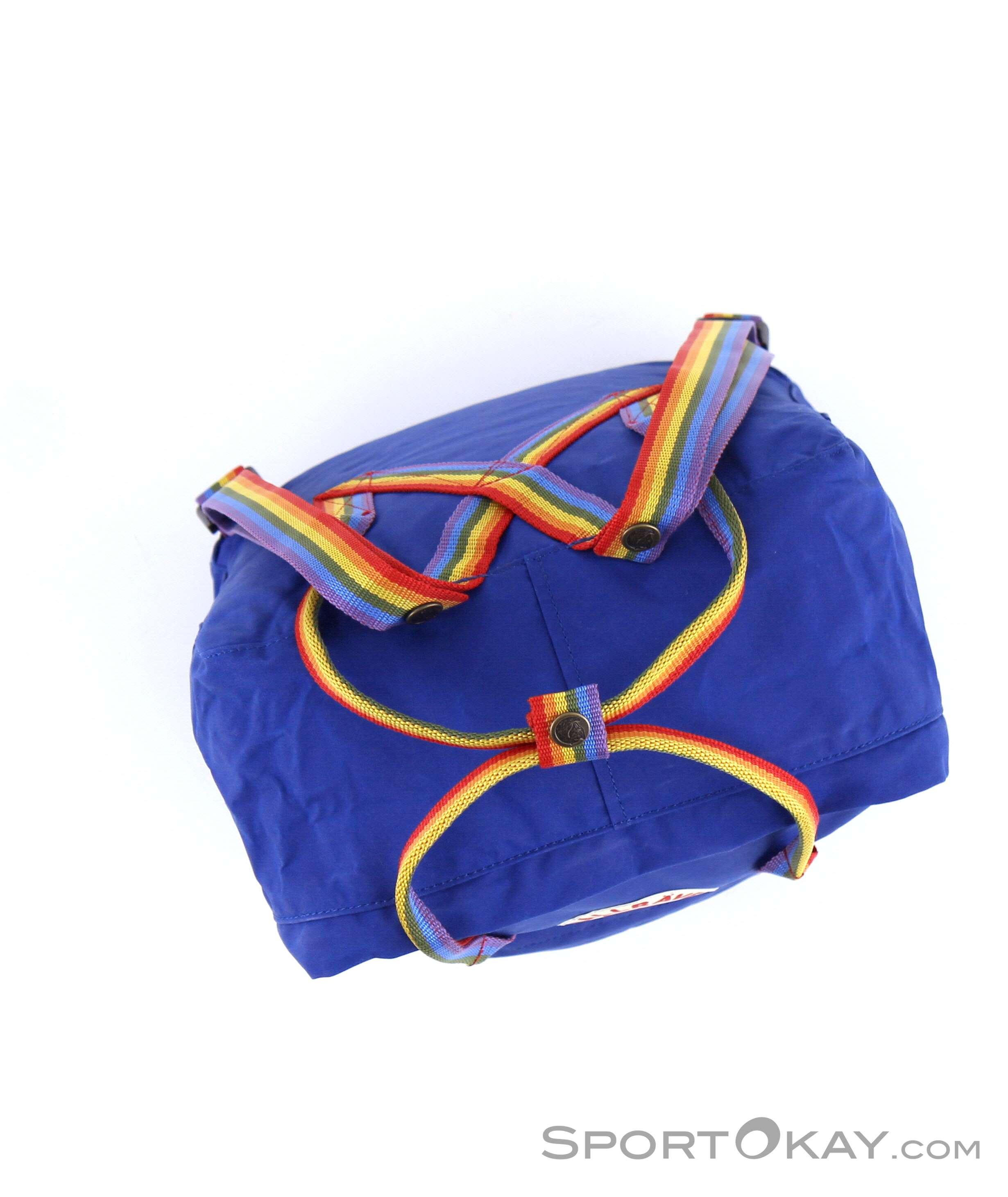 02a0c17cc8 Fjällräven Kanken Rainbow 16l Backpack - Bags - Leisure Bags ...