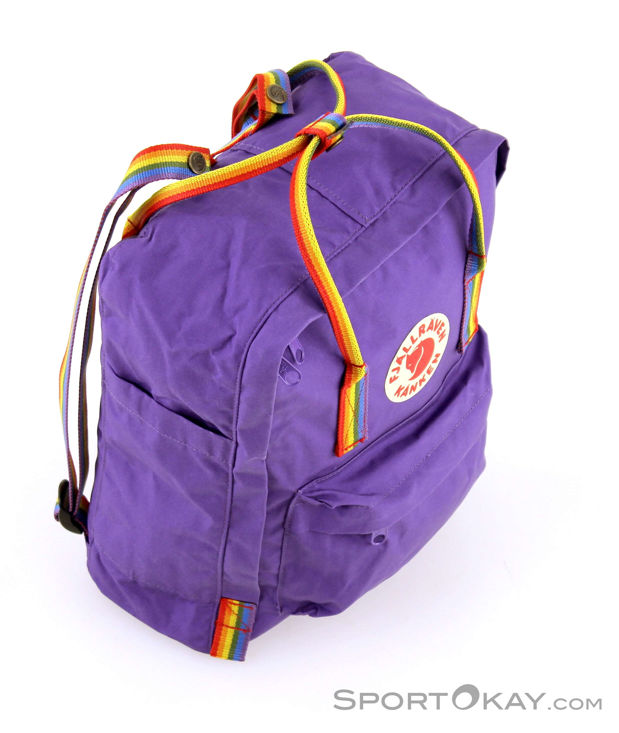 5b190611b41 Fjällräven Fjällräven Kanken Rainbow 16l Backpack