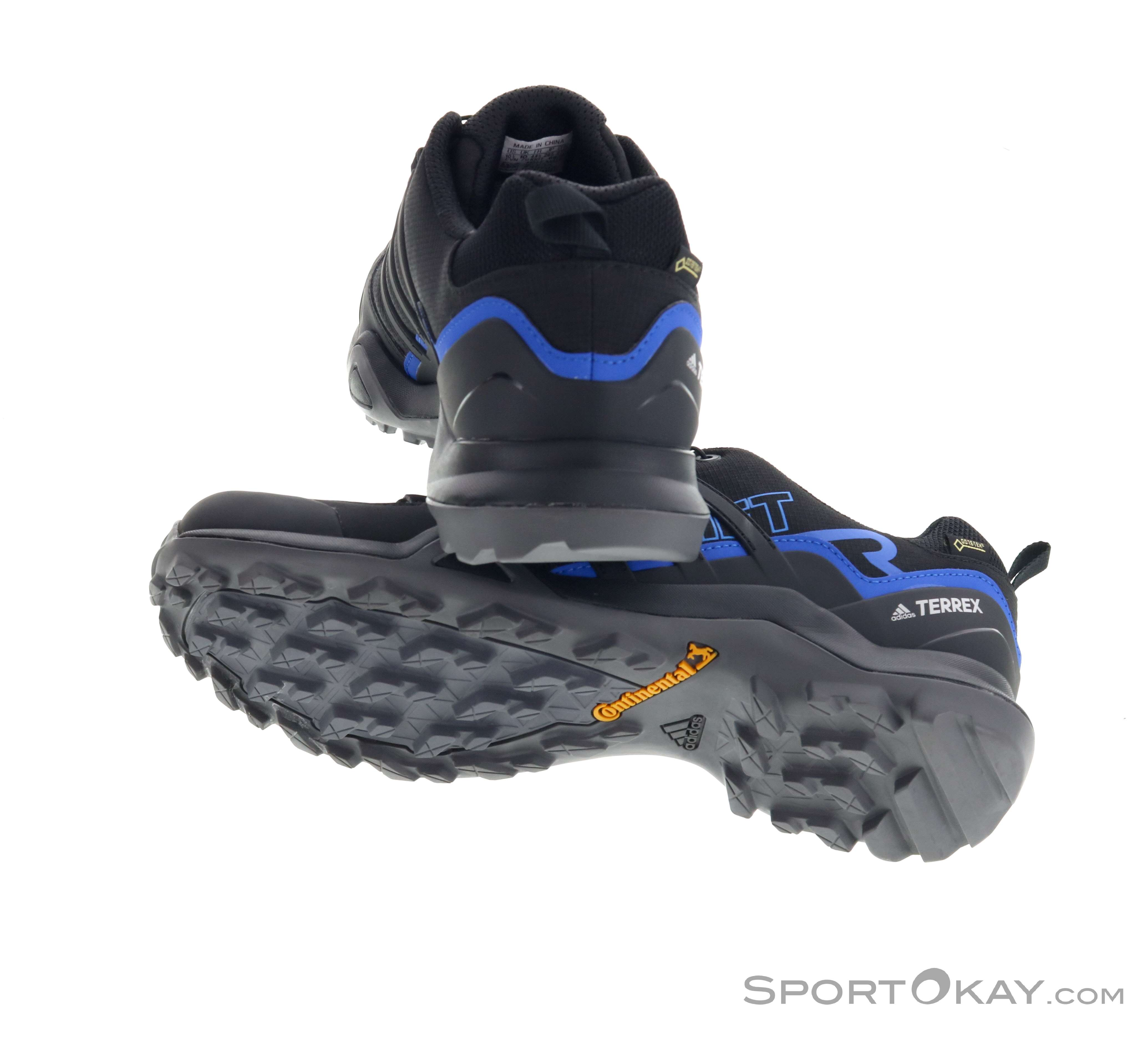 8926c6f424e21 adidas Terrex Swift R2 GTX Mens Trekking Shoes Gore-Tex - Trekking ...
