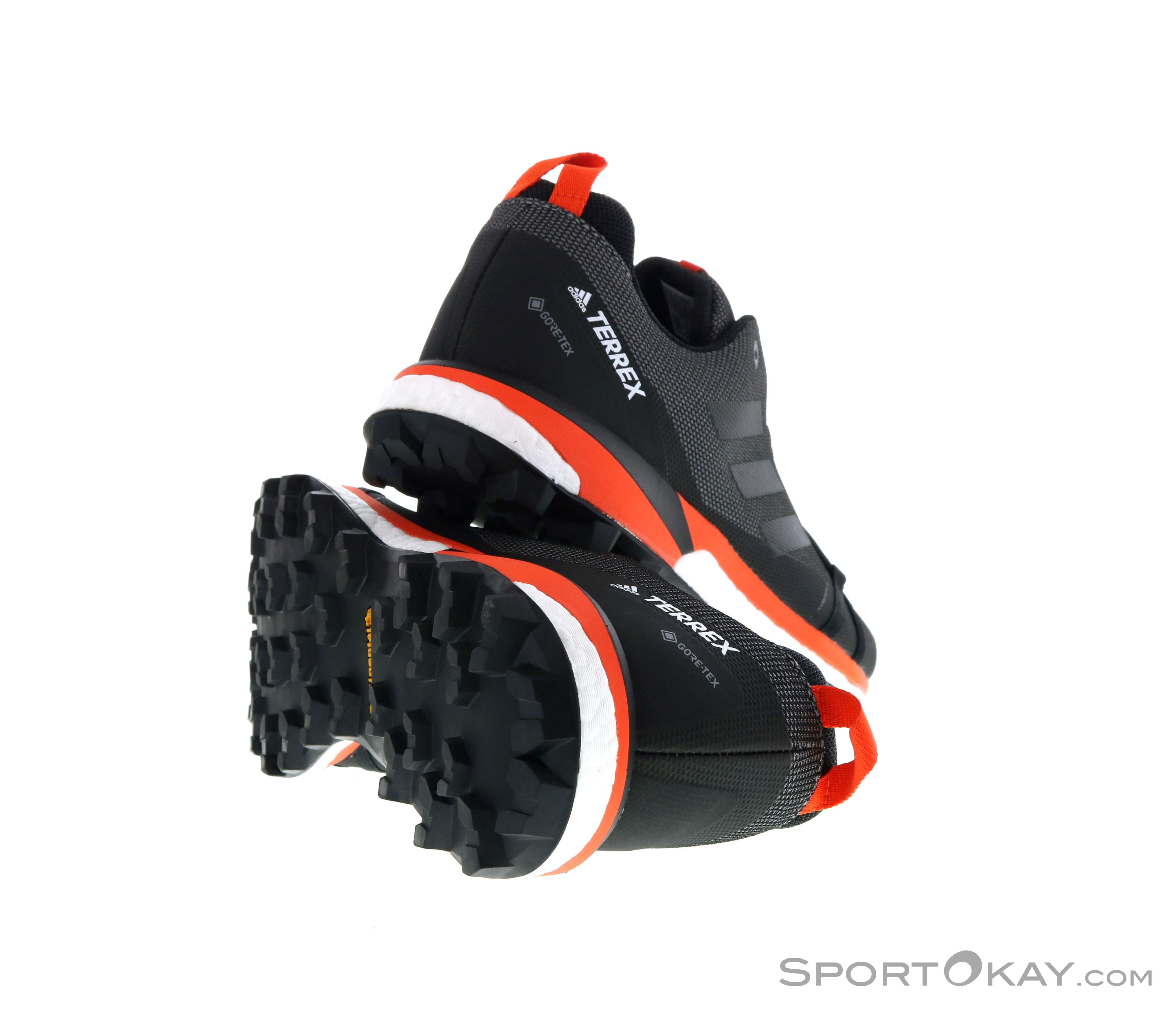 adidas adidas Terrex Skychaser LT Mens Trekking Shoes Gore Tex