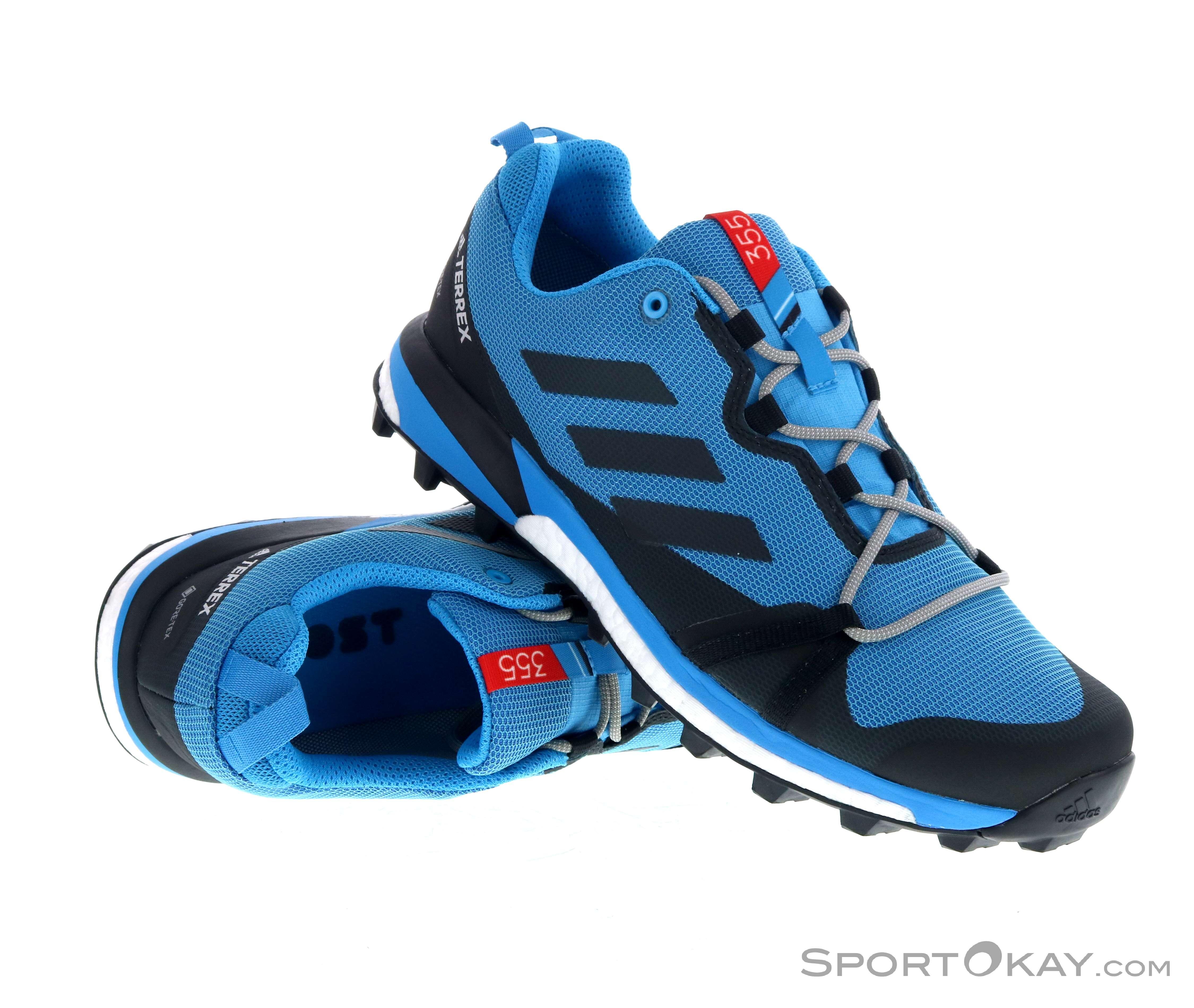 e2f057b98021fc adidas Terrex Skychaser LT Mens Trekking Shoes Gore-Tex - Trekking ...