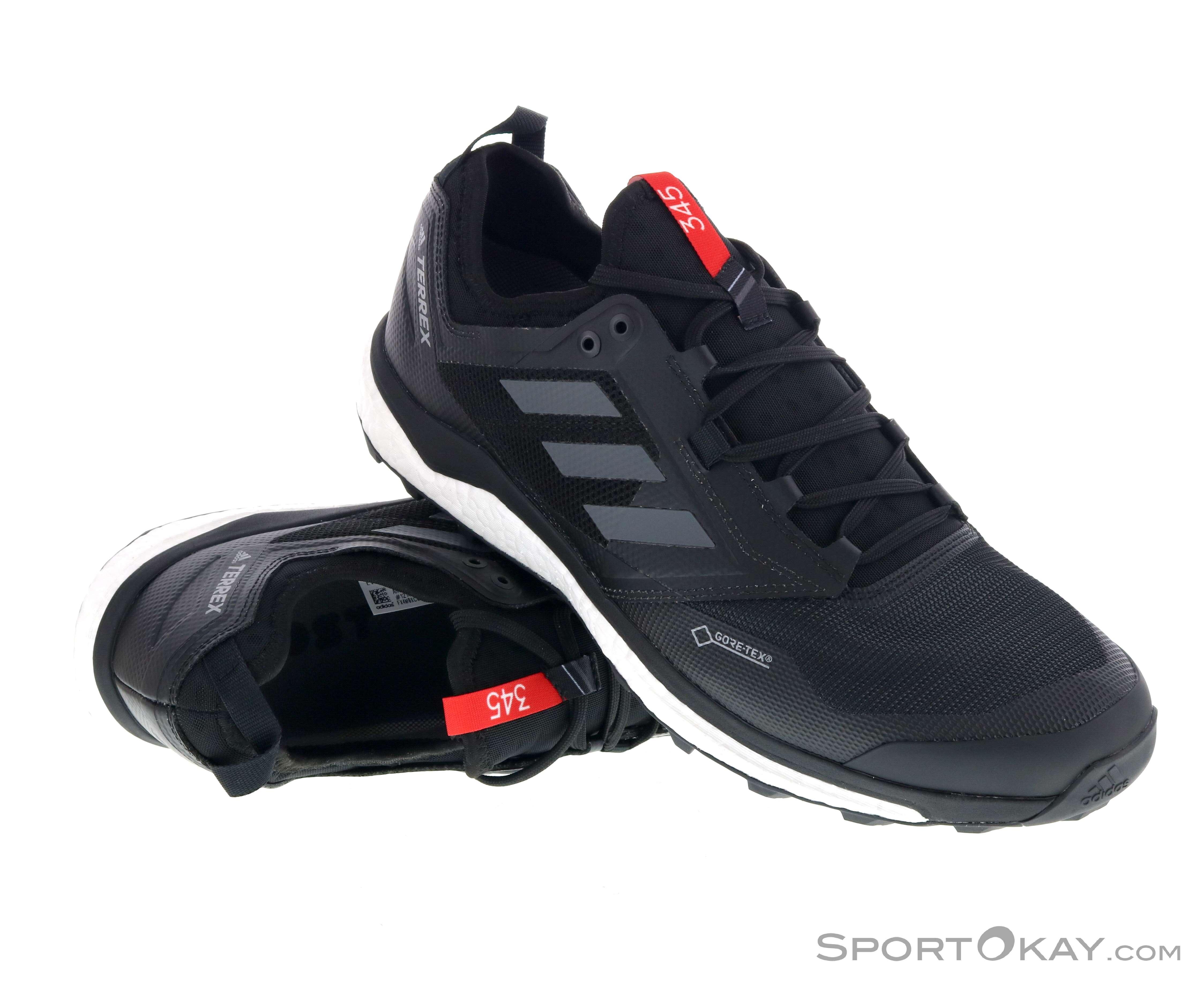 adidas Terrex adidas Terrex Agravic XT Mens Trail Running Shoes Gore-Tex