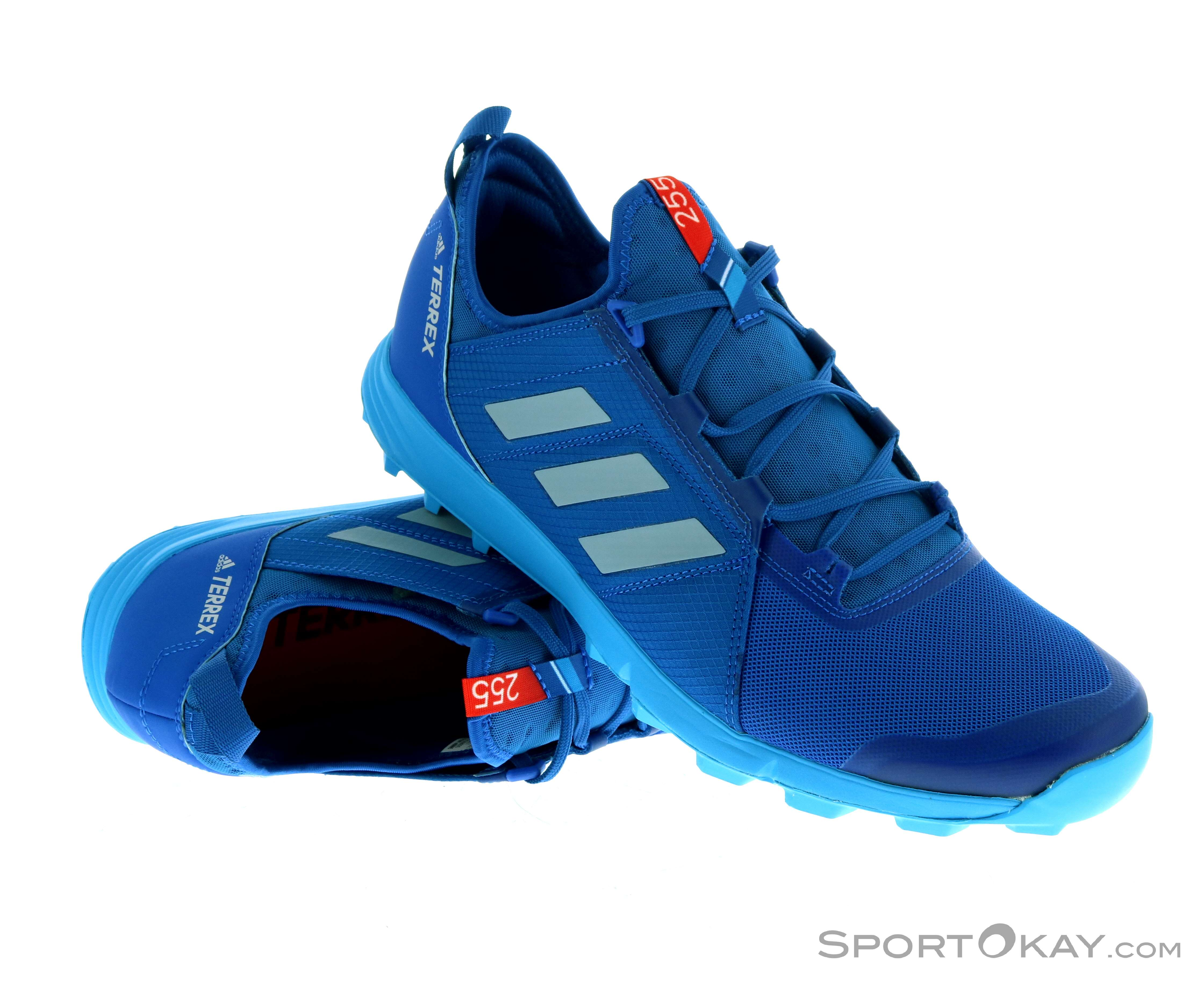 adidas adidas Terrex Agravic Speed + Mens Trail Running Shoes