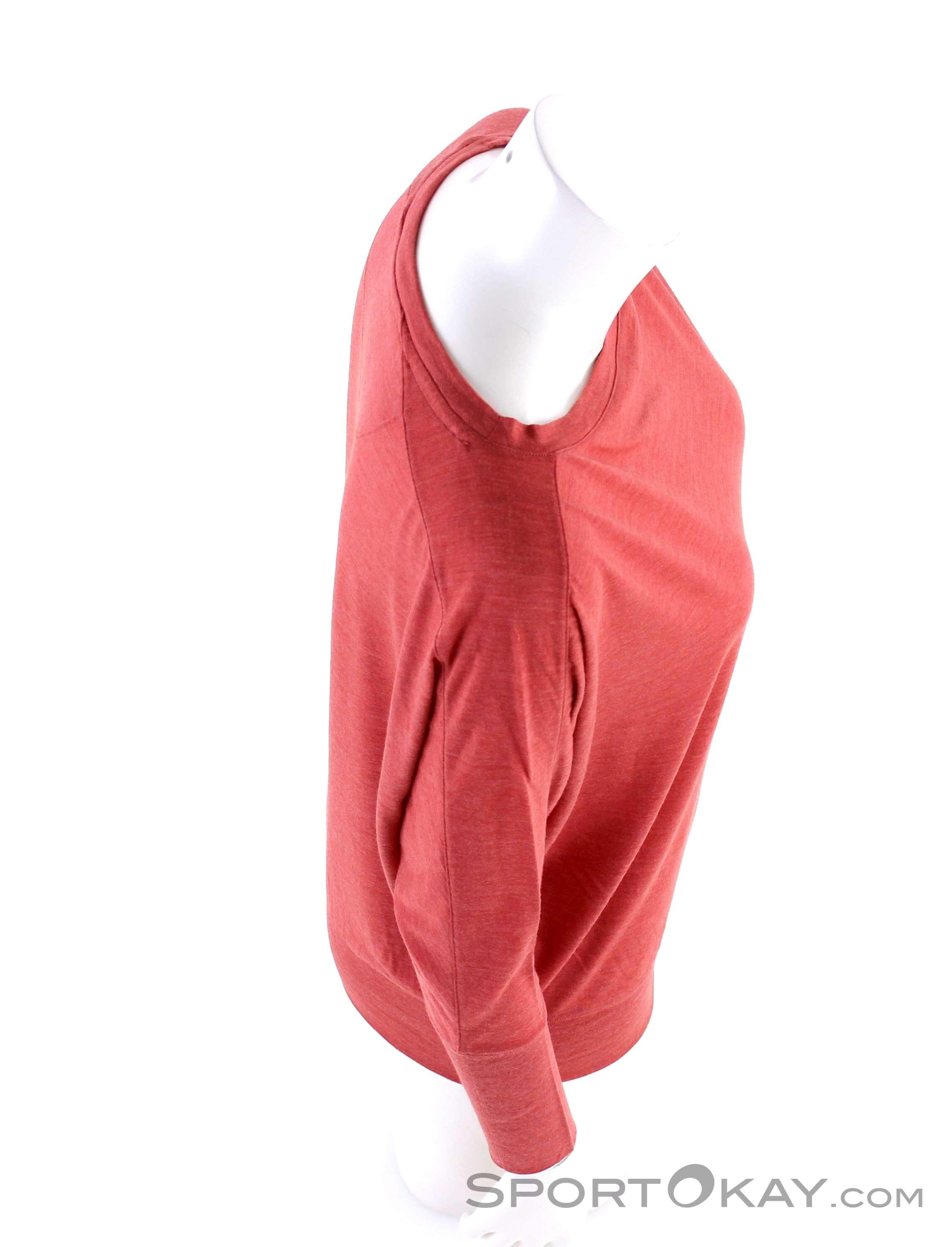 super.natural Damen W Kula Merino Yoga-Und Fitness-top